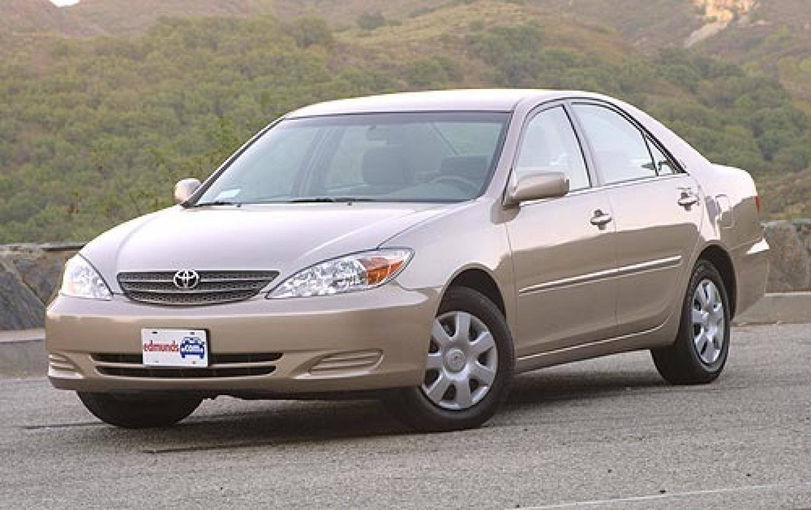 2004 Toyota Camry Information And Photos Zomb Drive