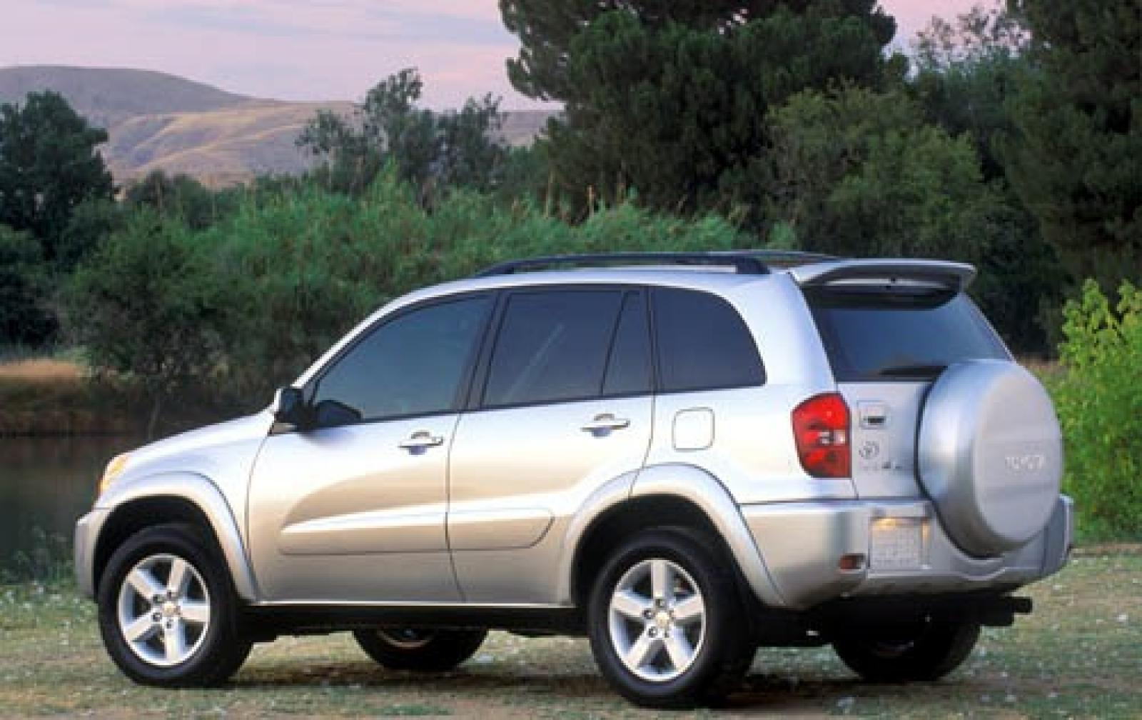 2005 toyota rav4 information and photos zombiedrive. Black Bedroom Furniture Sets. Home Design Ideas