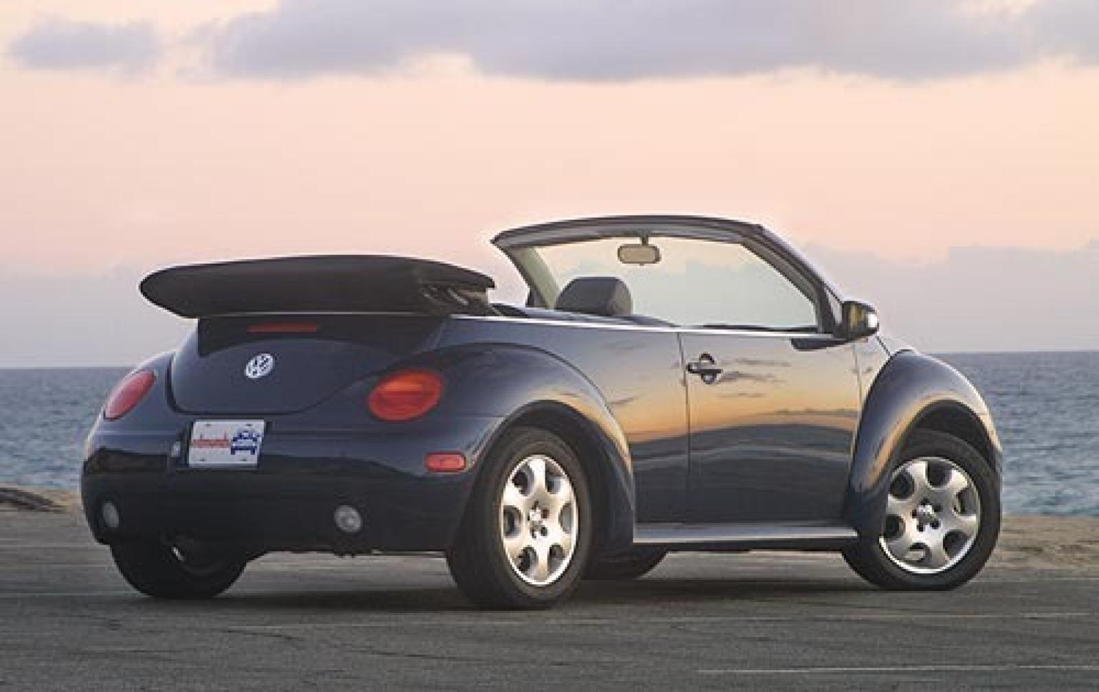 2005 volkswagen new beetle information and photos zombiedrive. Black Bedroom Furniture Sets. Home Design Ideas