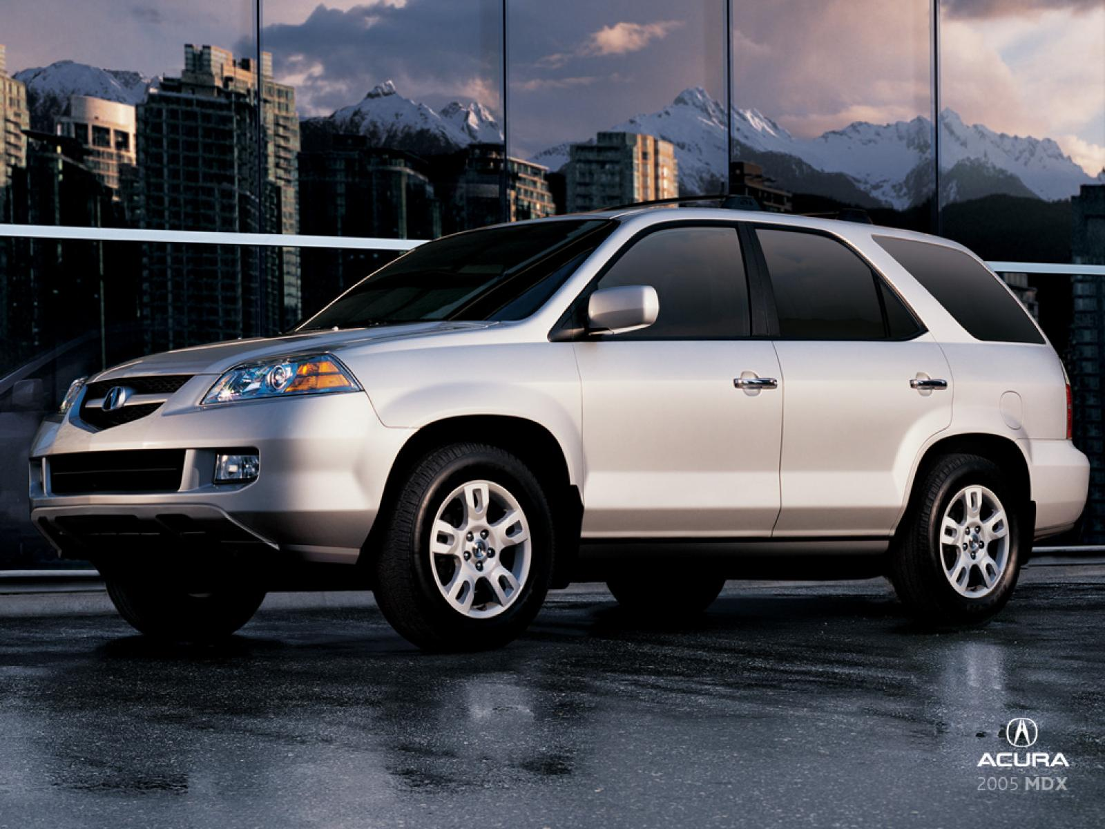 2005 Acura MDX - Information and photos - ZombieDrive