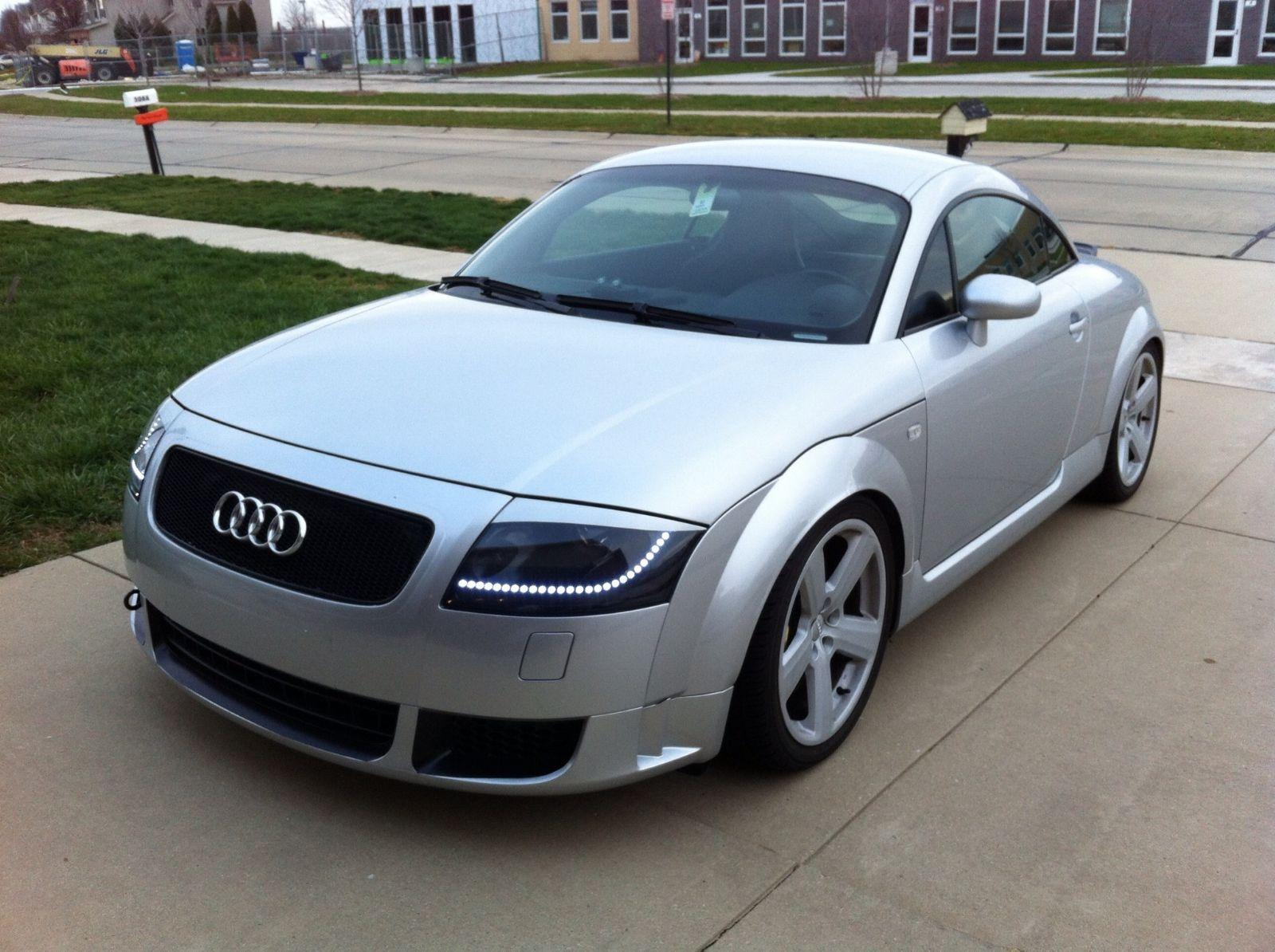 2005 audi tt information and photos zombiedrive. Black Bedroom Furniture Sets. Home Design Ideas