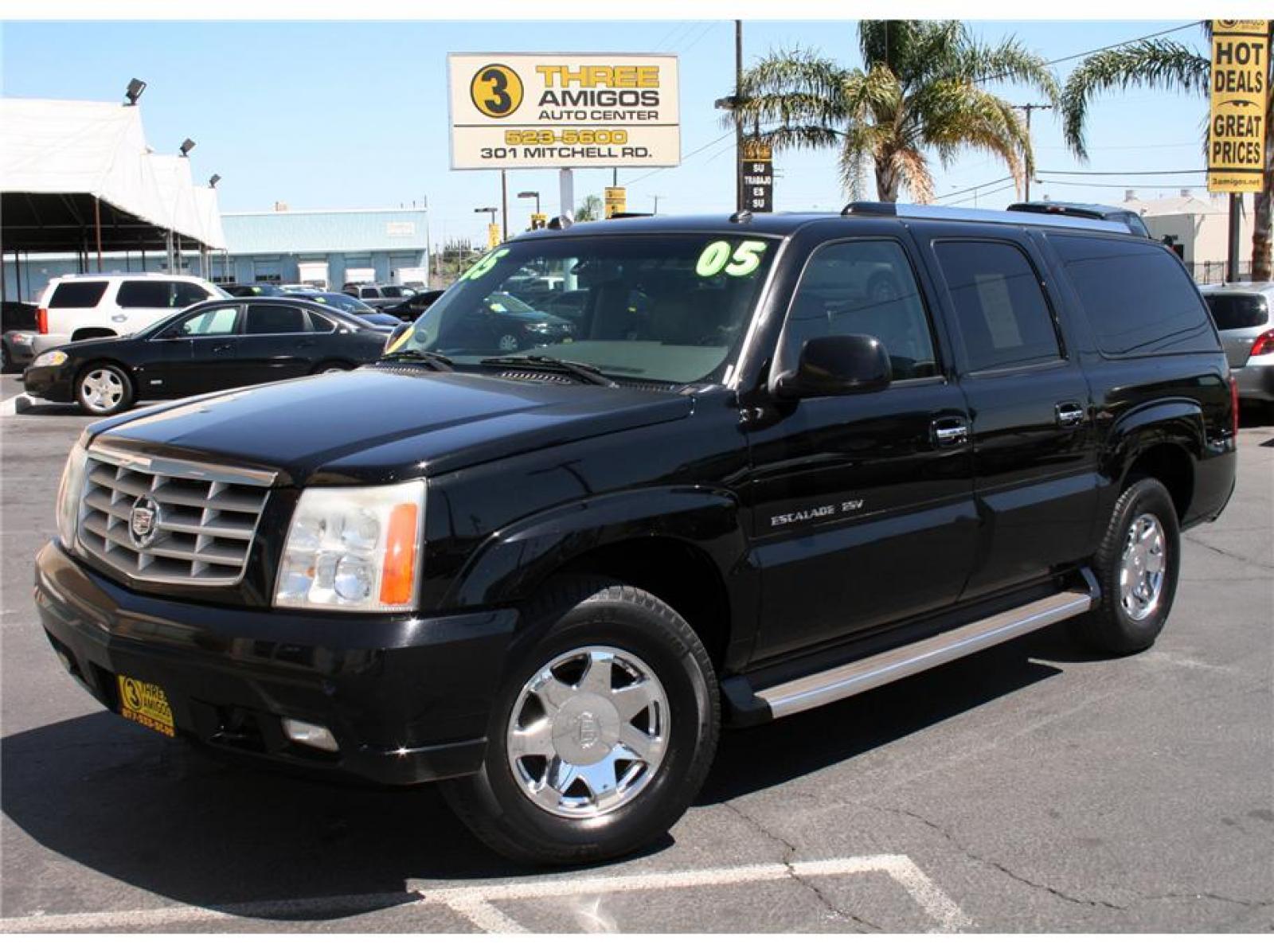 2005 Cadillac Escalade Esv Information And Photos Zomb