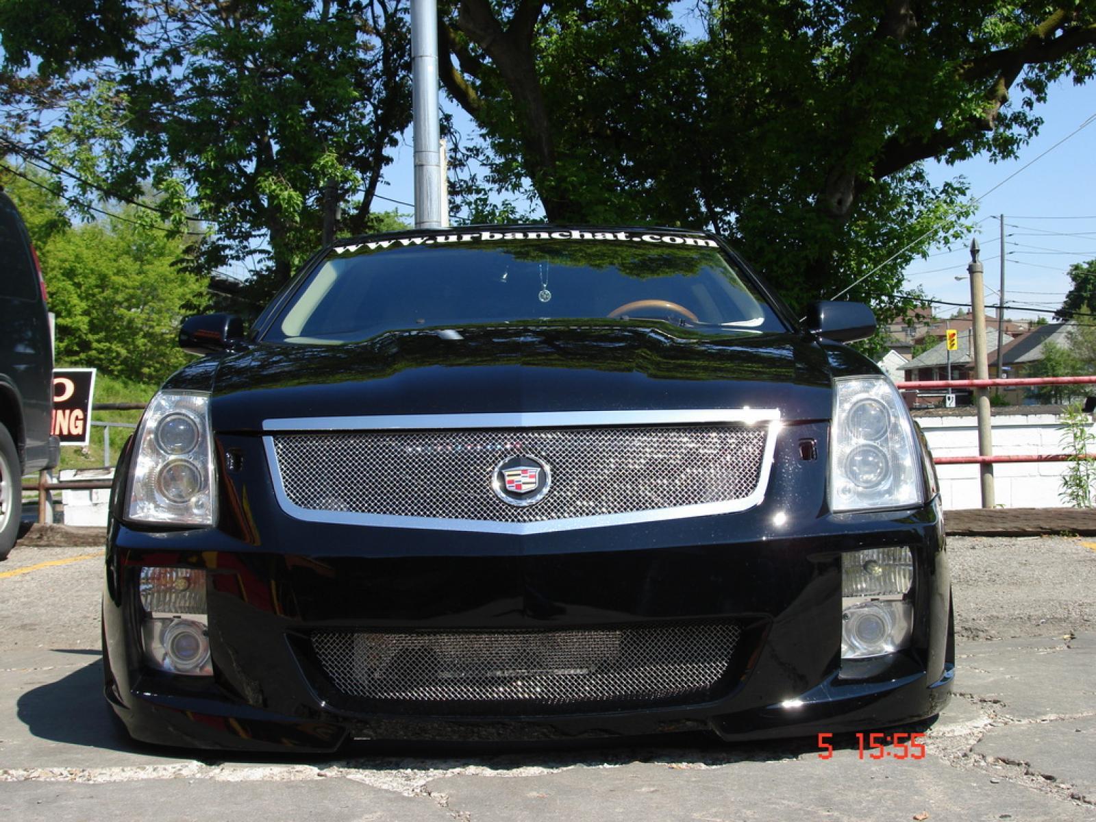 2005 Cadillac Sts 7