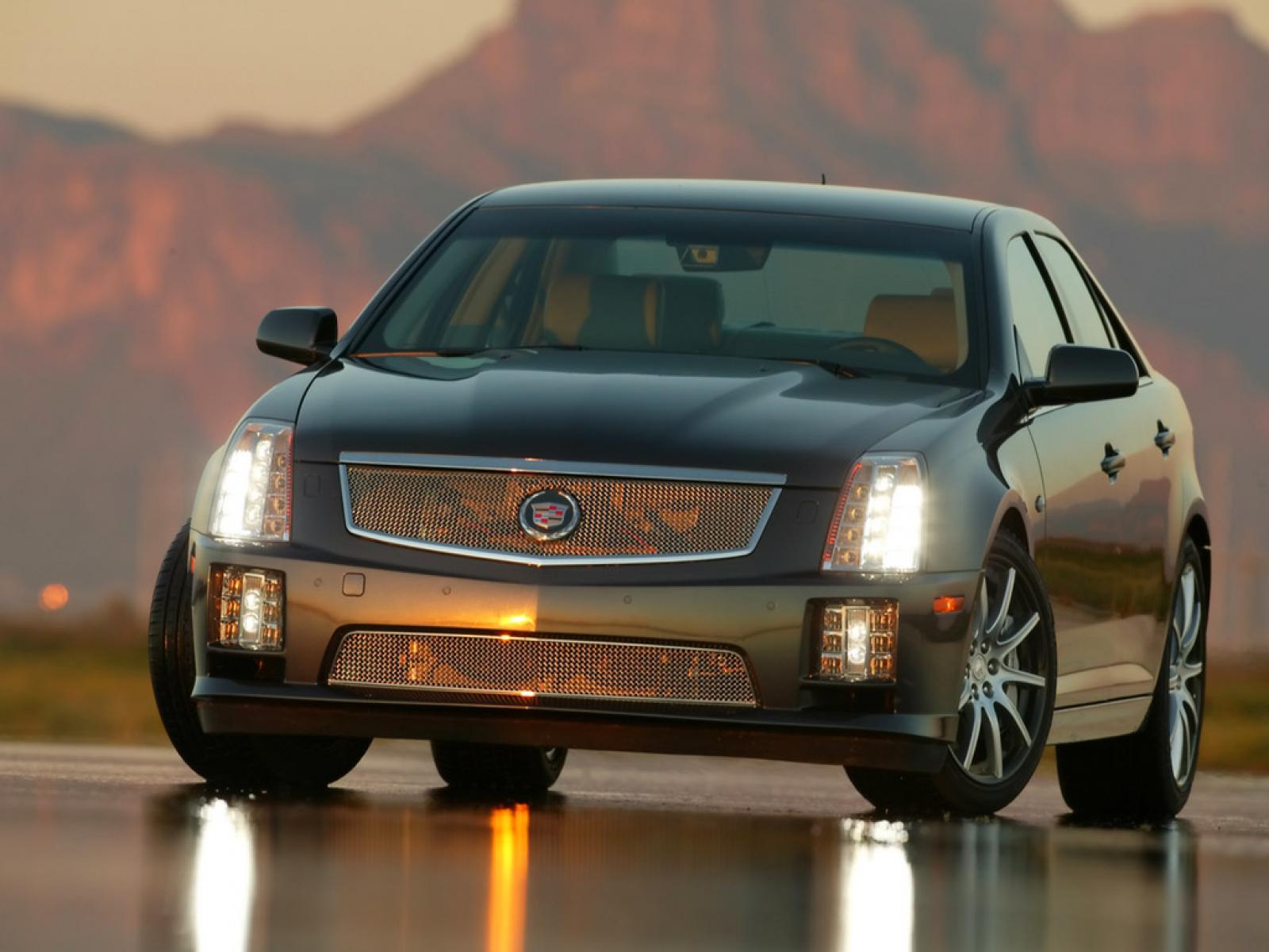 2005 Cadillac Sts 3