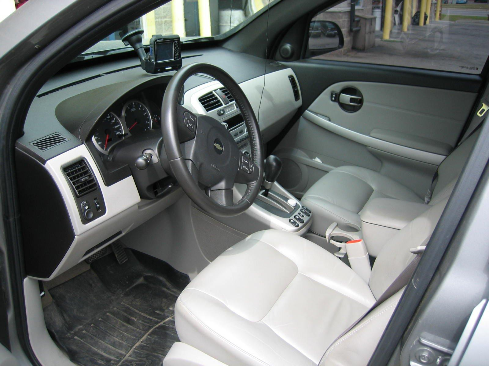 2005 chevrolet equinox - information and photos - zombiedrive