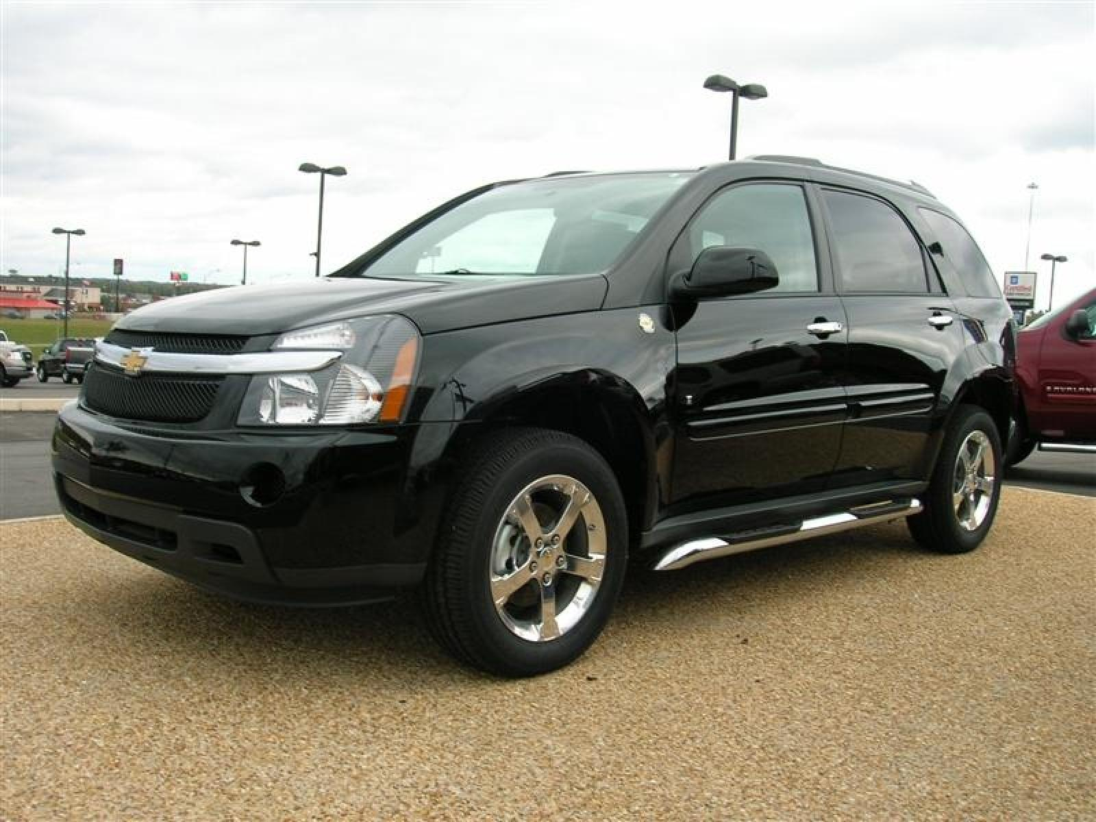 2005 chevrolet equinox information and photos zombiedrive. Black Bedroom Furniture Sets. Home Design Ideas