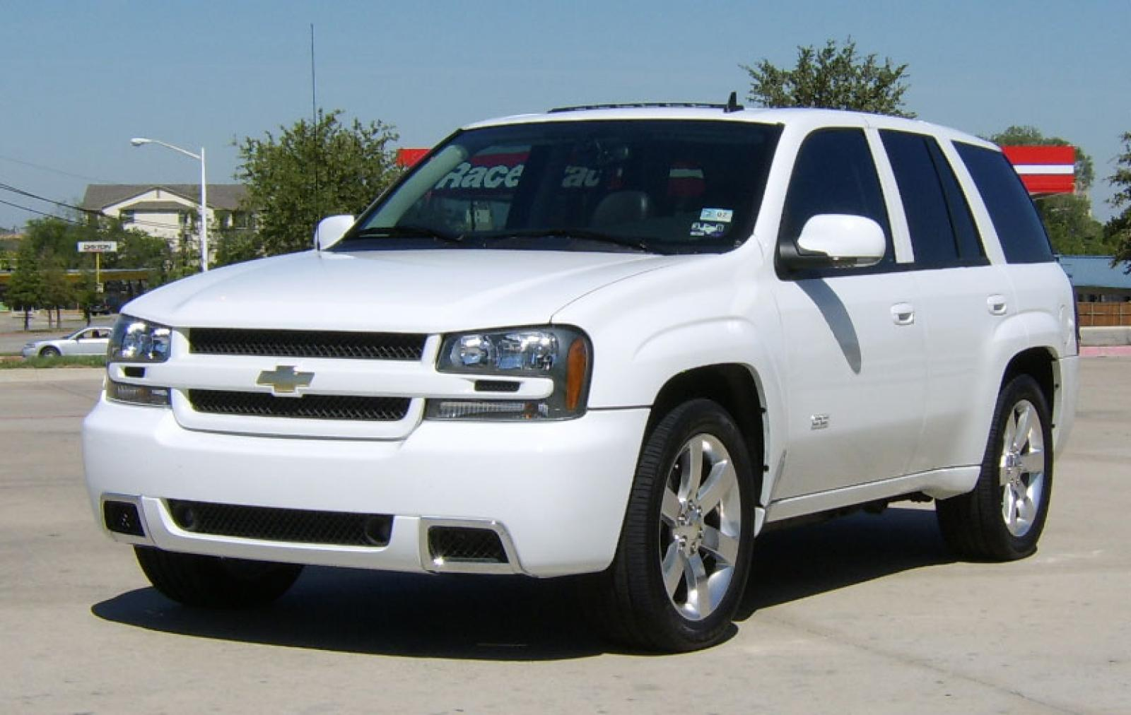 2005 Chevrolet Trailblazer Ext Information And Photos Zombiedrive Image 2003 Chevy Power Steering Diagram Download 800 1024 1280 1600 Origin