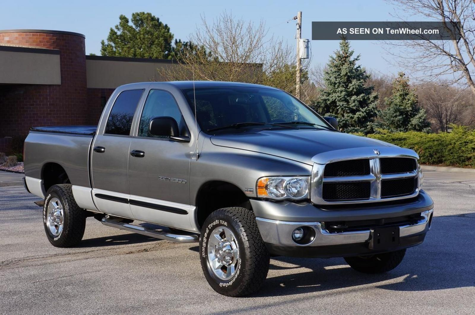 Allen Samuels Dodge >> 2005 Dodge Ram 1500 Hemi 5 7 | Autos Post