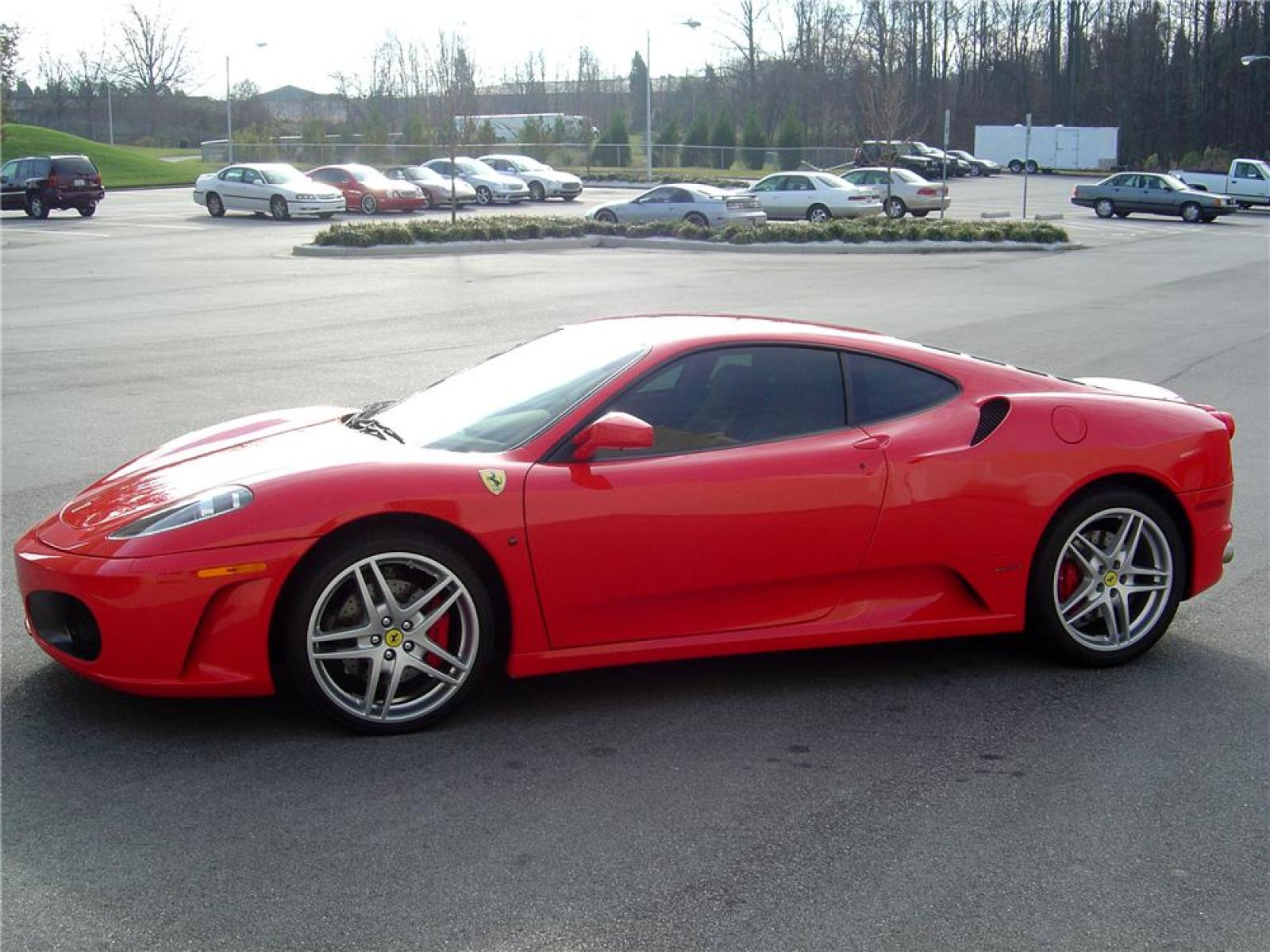 2005 Ferrari F430 Information And Photos Zombiedrive