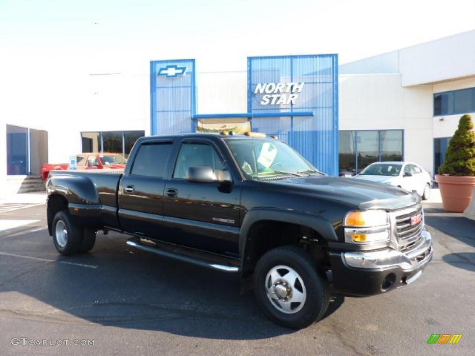 2005 GMC Sierra 3500 #3