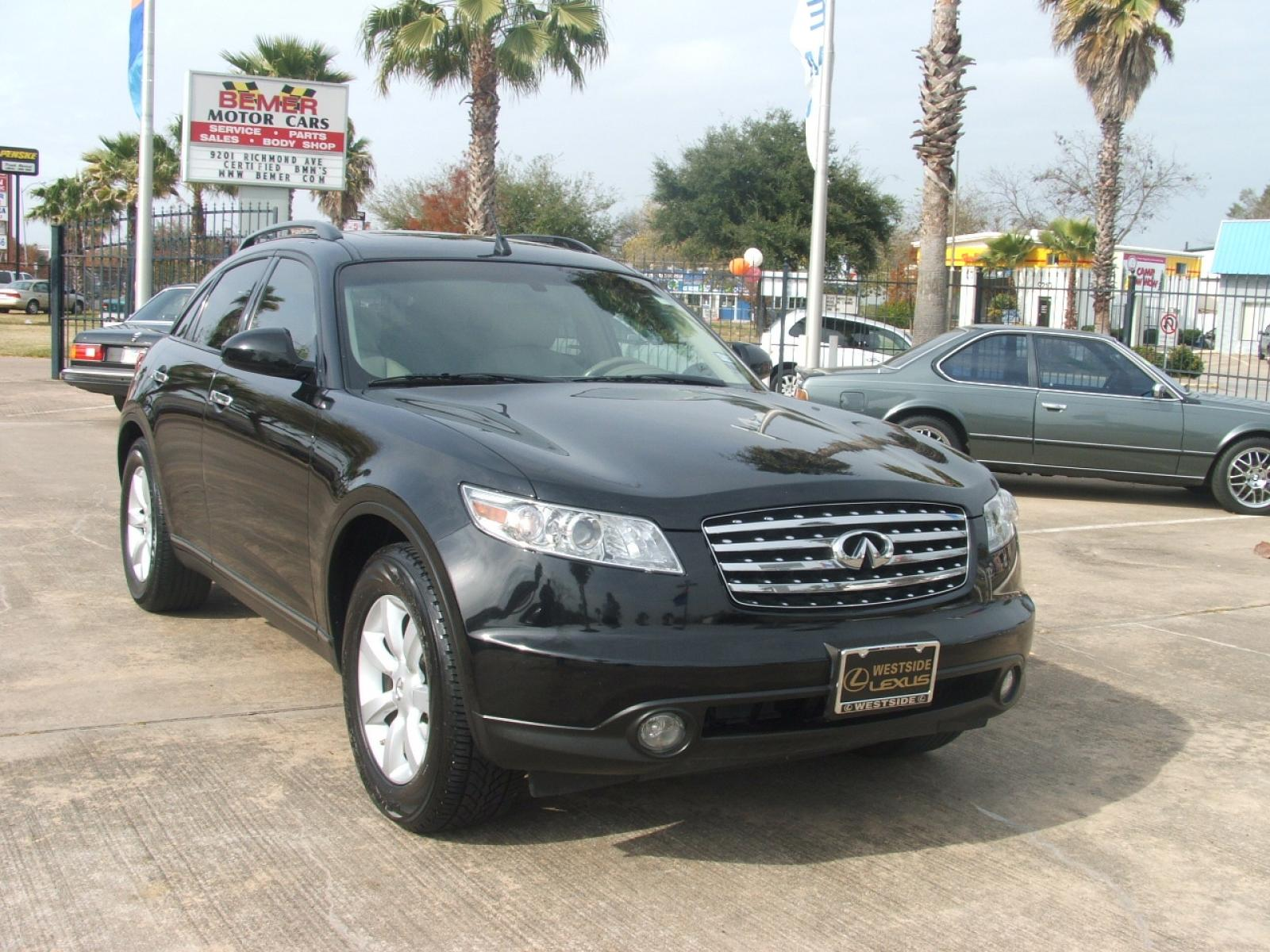 2005 infiniti fx35 information and photos zombiedrive 800 1024 1280 1600 origin 2005 infiniti fx35 vanachro Image collections