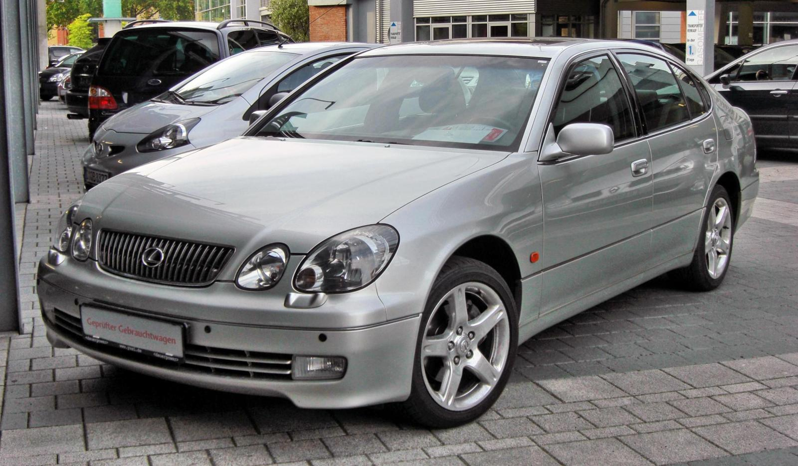 2005 lexus gs 430 information and photos zombiedrive. Black Bedroom Furniture Sets. Home Design Ideas