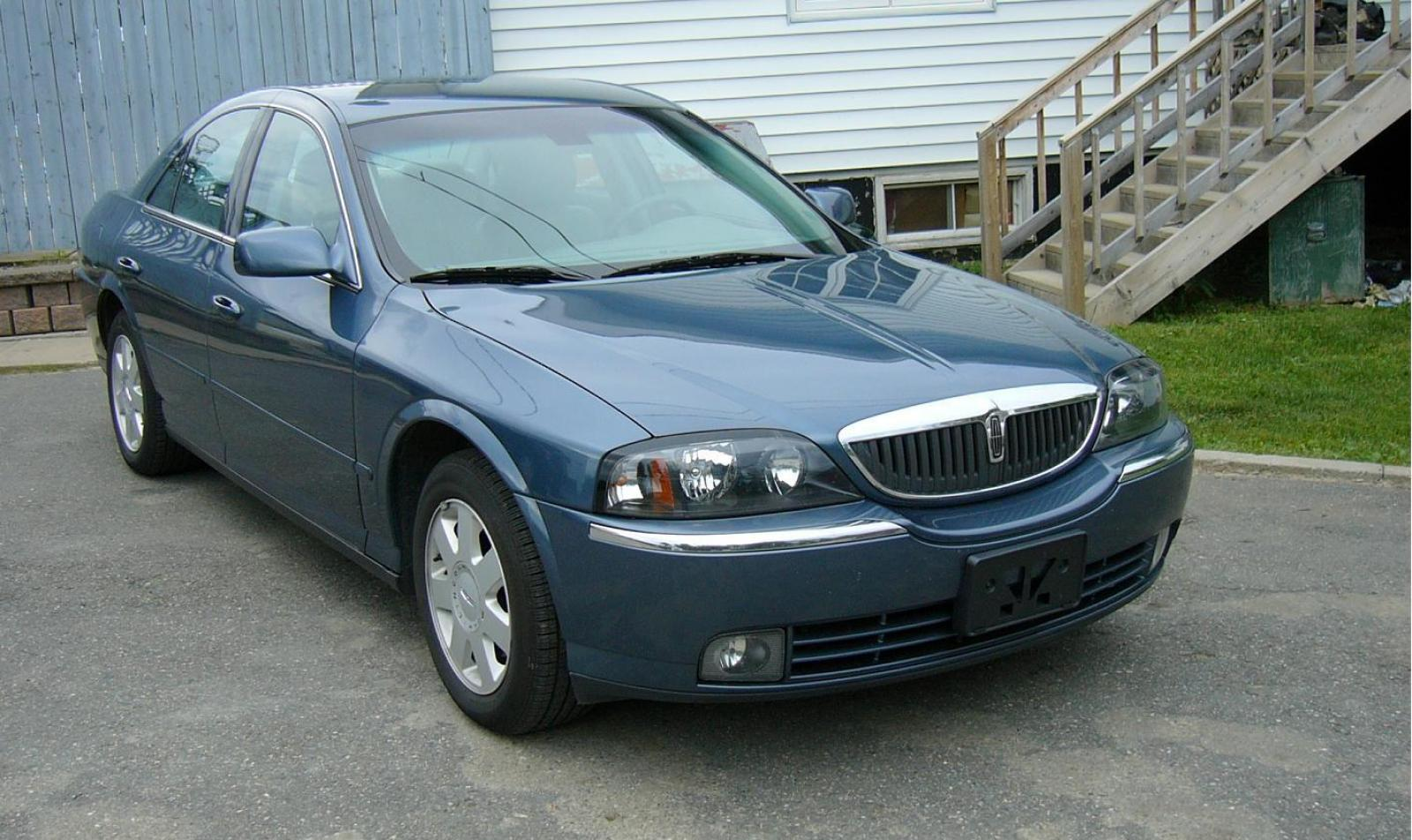 1600 x 952 jpeg 213kB, 2005 Lincoln LS - Information and photos ...