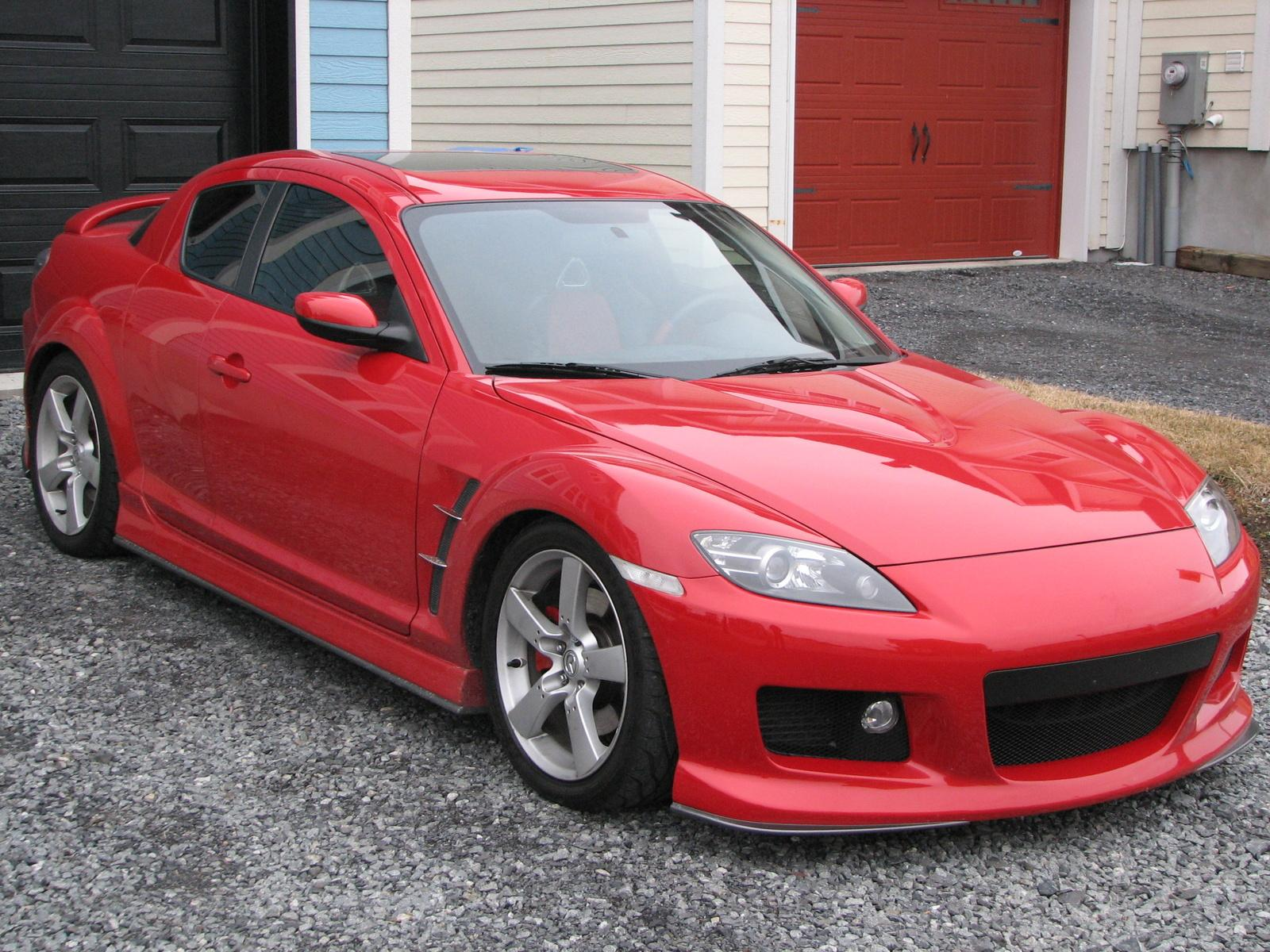 2005 mazda rx 8 information and photos zombiedrive. Black Bedroom Furniture Sets. Home Design Ideas