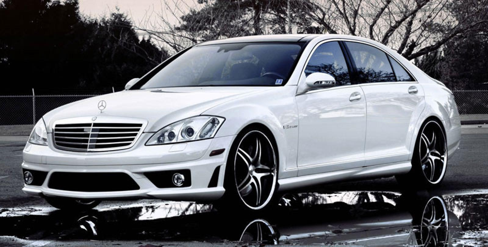 2005 mercedes benz s class information and photos zombiedrive. Black Bedroom Furniture Sets. Home Design Ideas