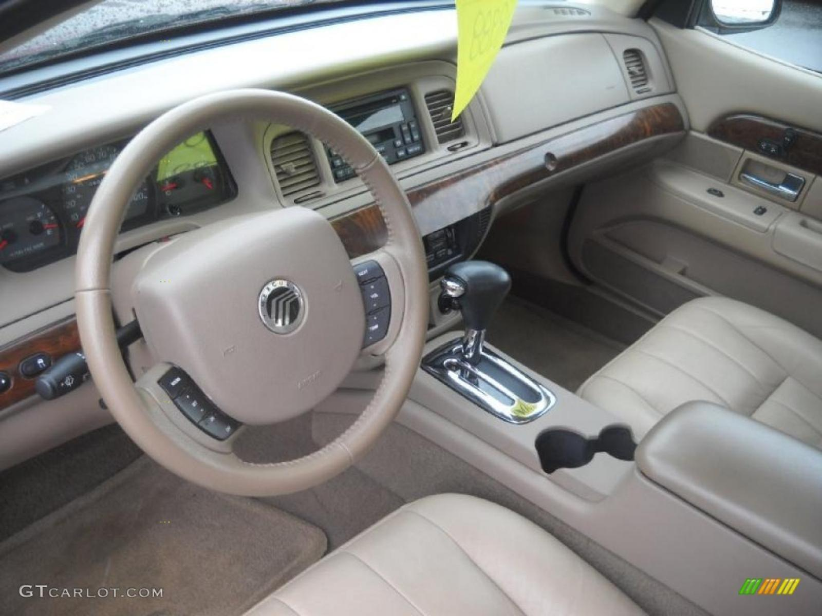 2005 mercury grand marquis information and photos. Black Bedroom Furniture Sets. Home Design Ideas