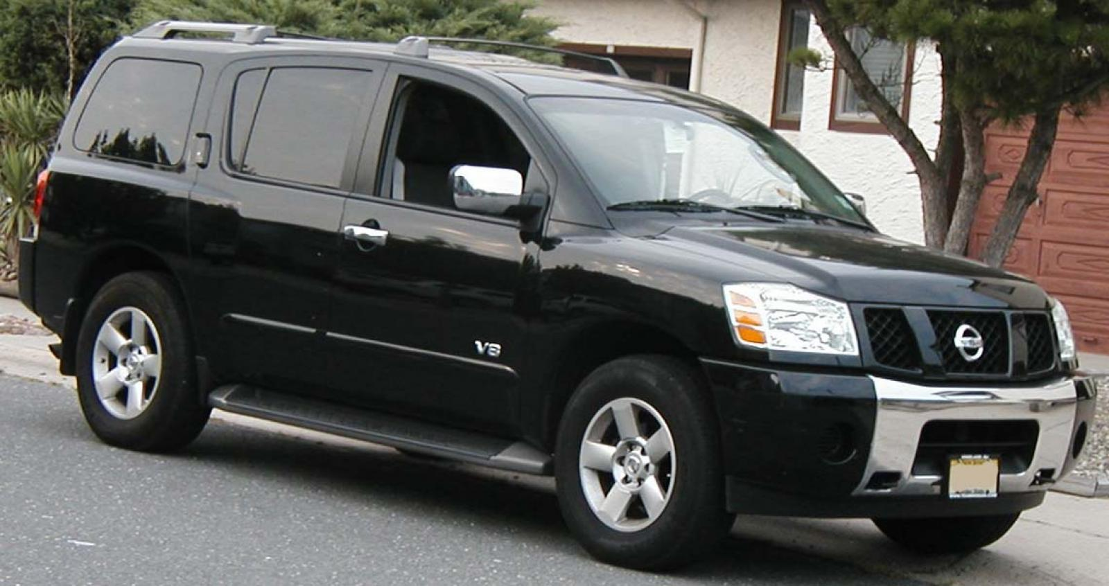 2005 nissan armada information and photos zombiedrive 800 1024 1280 1600 origin 2005 nissan armada vanachro Images