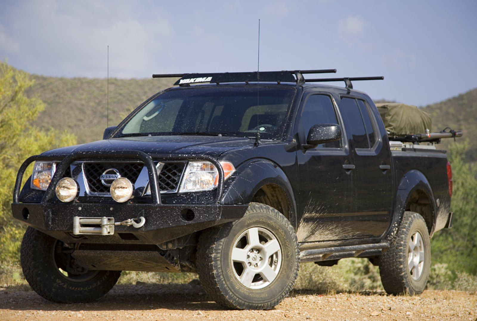 2005 nissan frontier information and photos zombiedrive. Black Bedroom Furniture Sets. Home Design Ideas