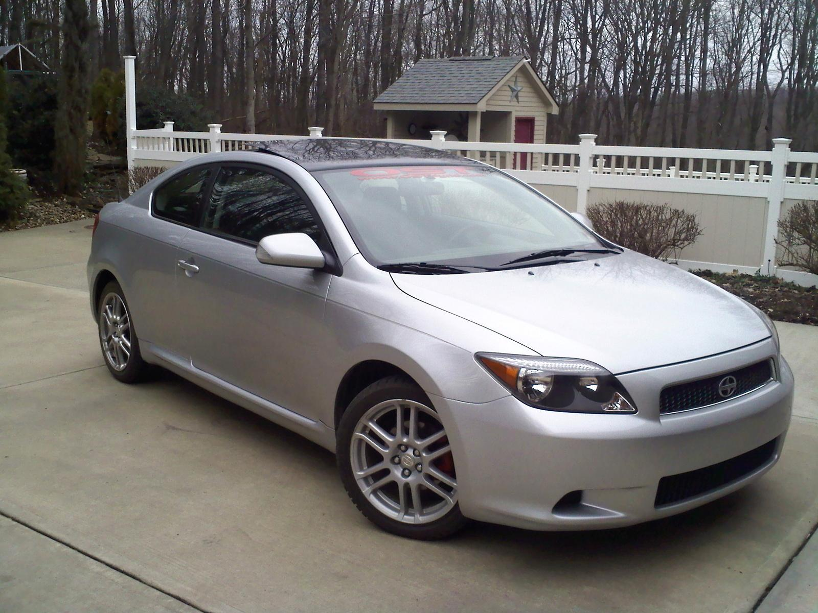 2005 scion tc information and photos zombiedrive. Black Bedroom Furniture Sets. Home Design Ideas