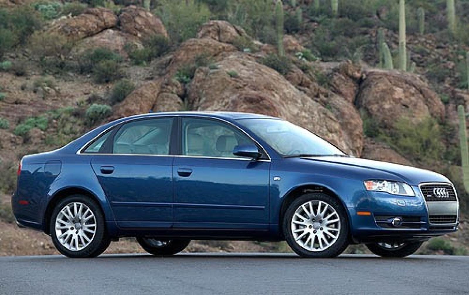 2005 audi a4 information and photos zombiedrive. Black Bedroom Furniture Sets. Home Design Ideas