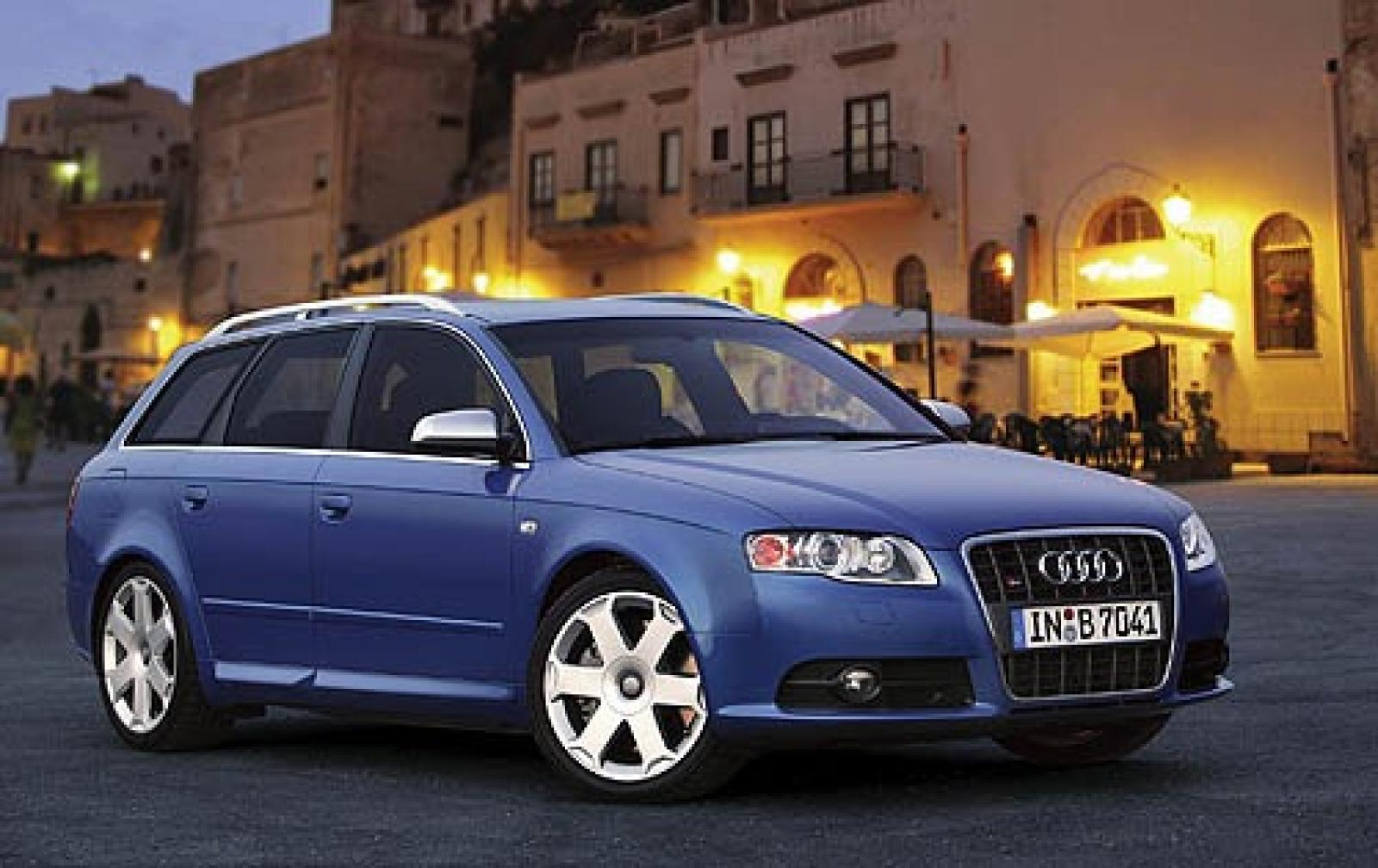 2005 Audi S4 - Information and photos - Zomb Drive