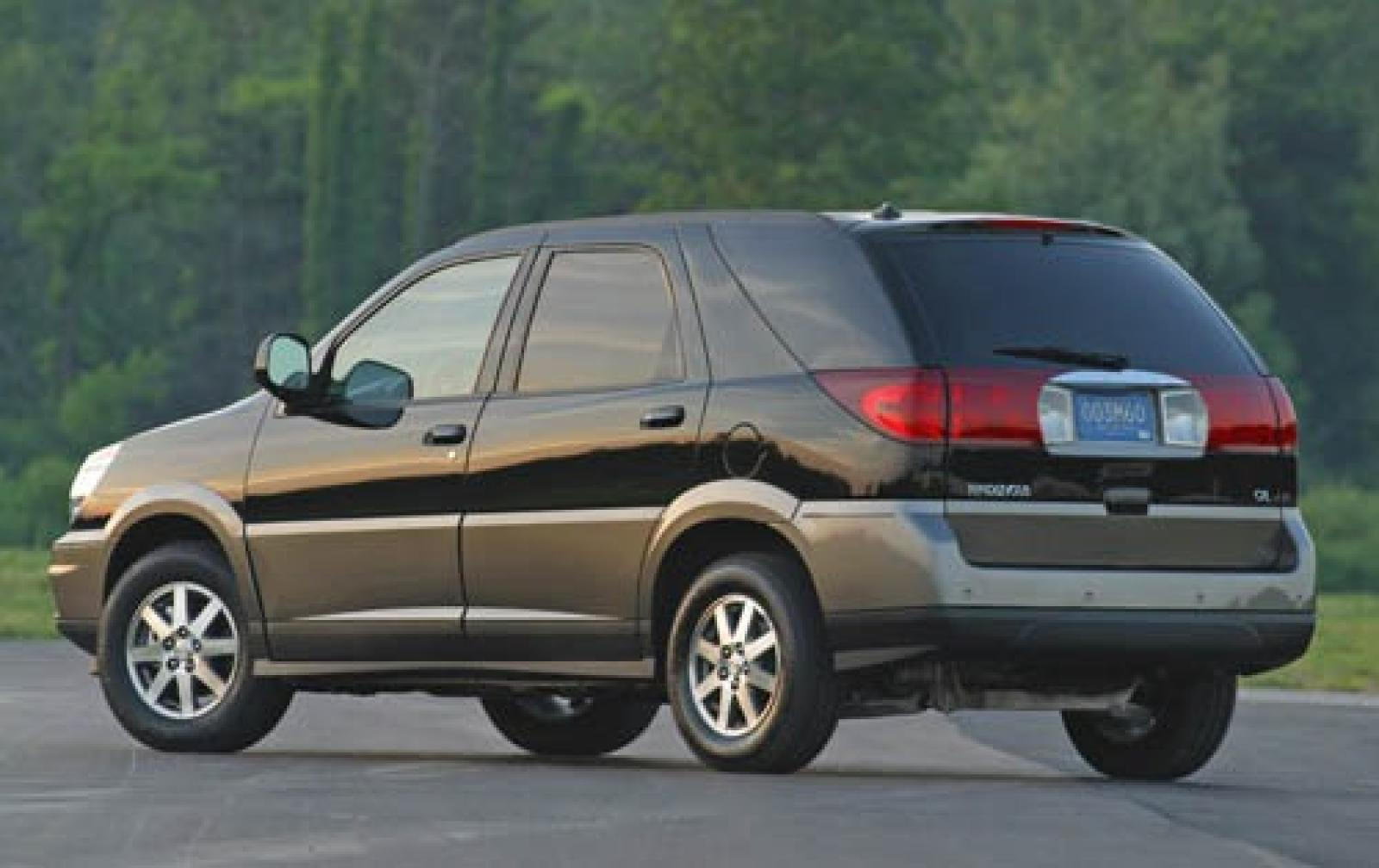 buick rendezvous information and photos zombiedrive 800 1024 1280 1600 origin 2006 buick rendezvous