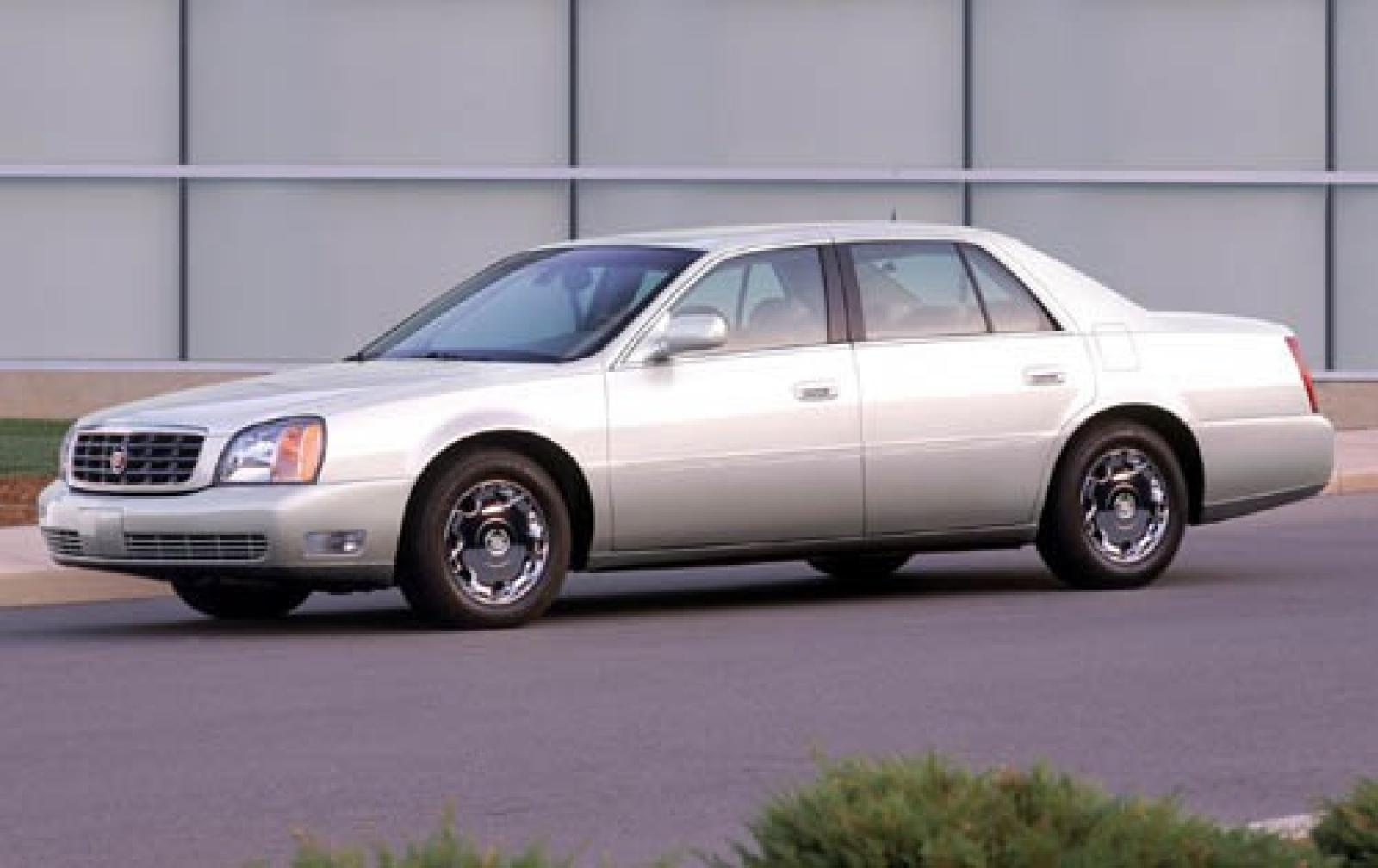 2005 Cadillac Deville Information And Photos Zomb Drive