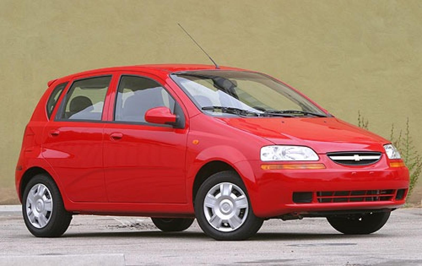 2006 chevrolet aveo information and photos zombiedrive. Black Bedroom Furniture Sets. Home Design Ideas
