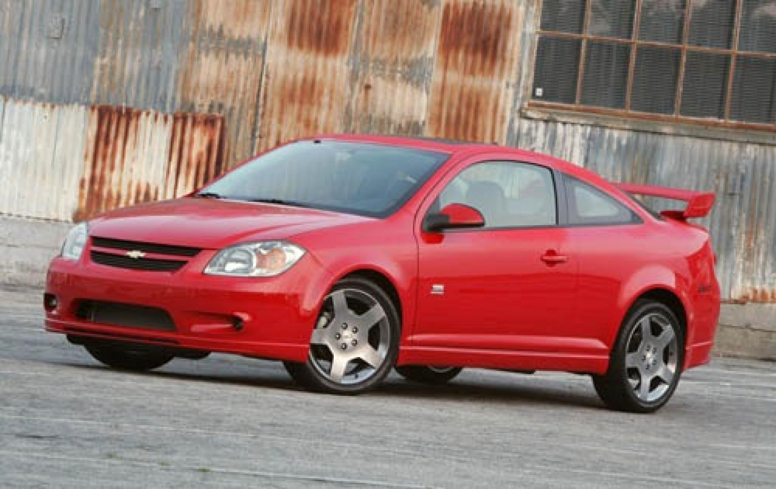 2006 chevrolet cobalt information and photos zombiedrive. Black Bedroom Furniture Sets. Home Design Ideas