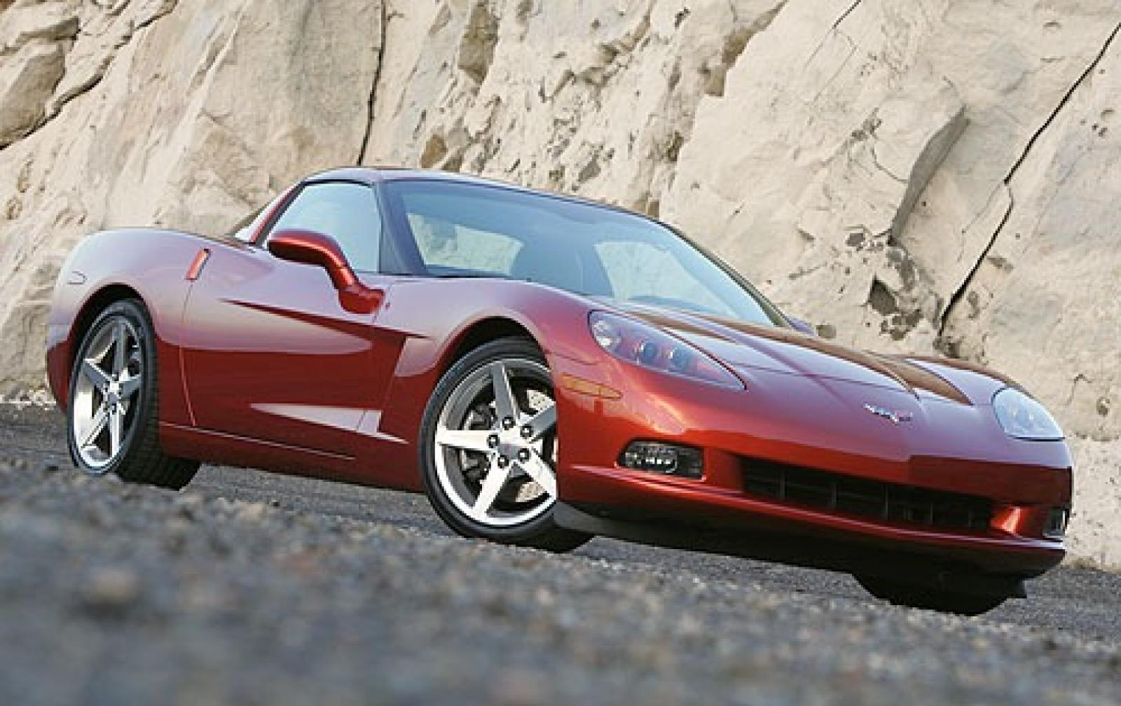 2005 chevrolet corvette information and photos zombiedrive. Black Bedroom Furniture Sets. Home Design Ideas