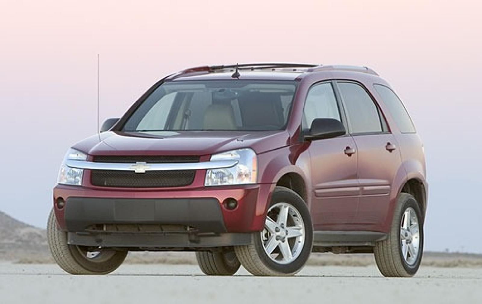 2006 chevrolet equinox information and photos zombiedrive. Black Bedroom Furniture Sets. Home Design Ideas