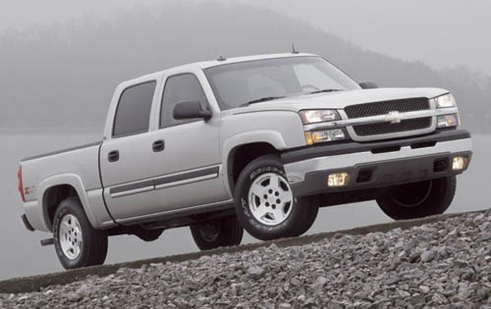 2005 chevrolet silverado 1500 information and photos. Black Bedroom Furniture Sets. Home Design Ideas