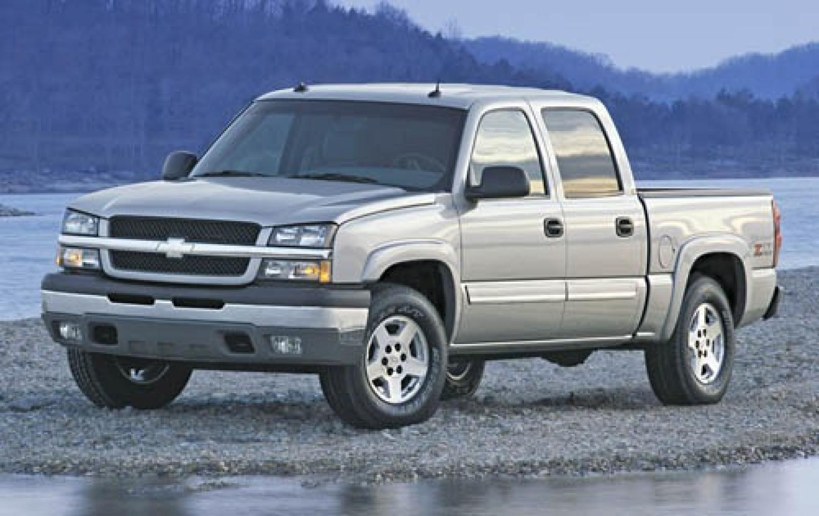 2005 Chevrolet Silverado 1500 Information And Photos Zombiedrive 2000 Gmc Sierra Blower Motor Wiring Diagram 800 1024 1280 1600 Origin