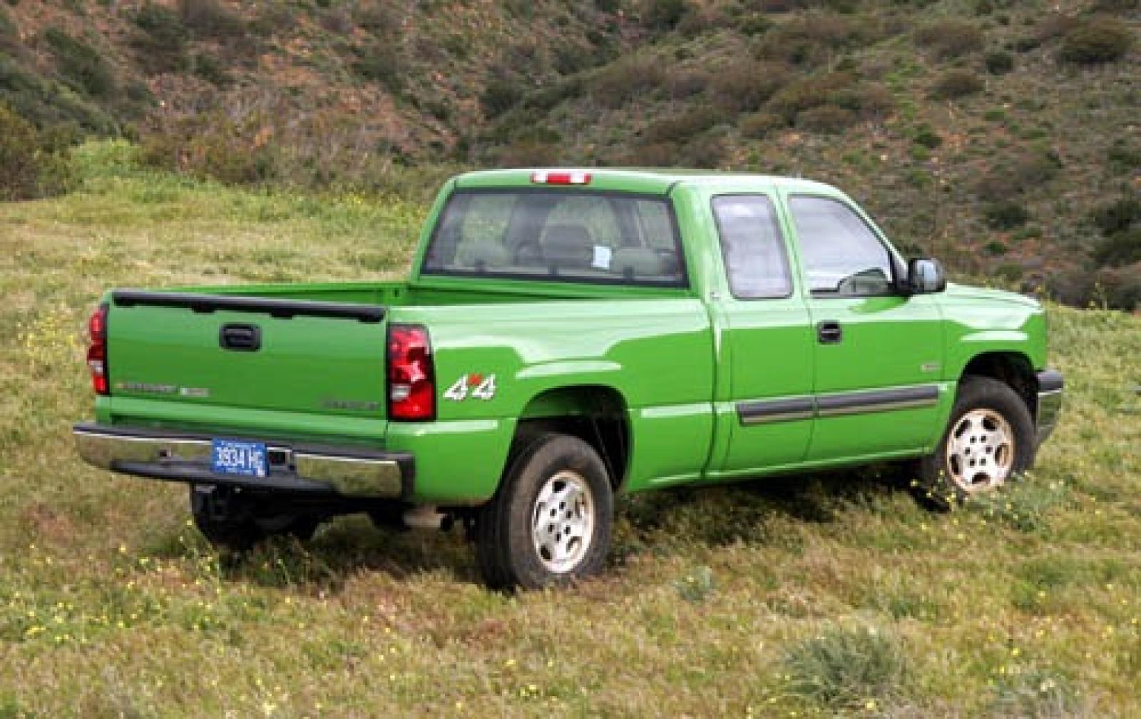 2005 Silverado 1500 >> 2005 Chevrolet Silverado 1500 - Information and photos - ZombieDrive