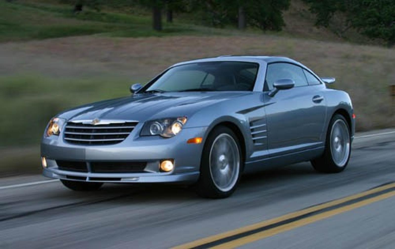 2007 chrysler crossfire information and photos zombiedrive. Black Bedroom Furniture Sets. Home Design Ideas