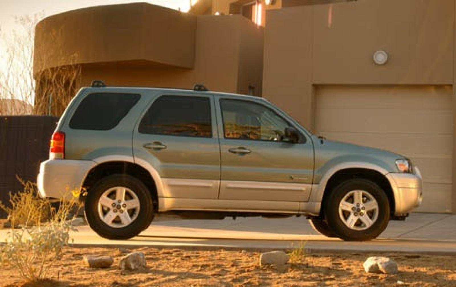 2006 Ford Escape Hybrid 7