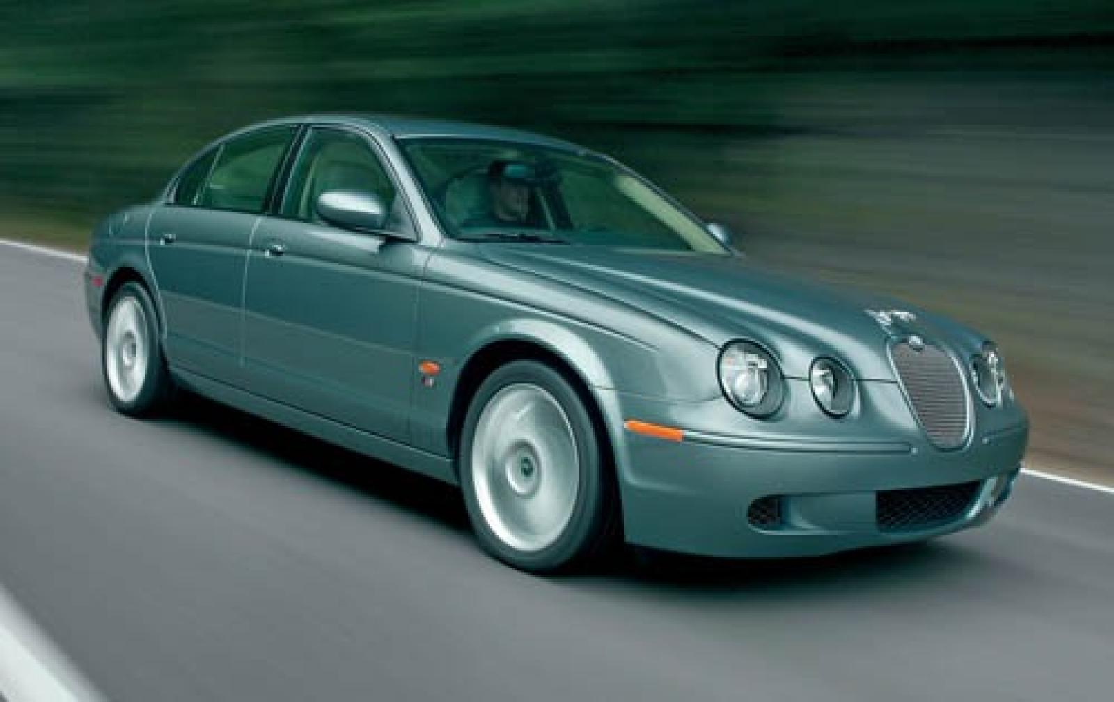 2006 jaguar s type information and photos zombiedrive. Black Bedroom Furniture Sets. Home Design Ideas