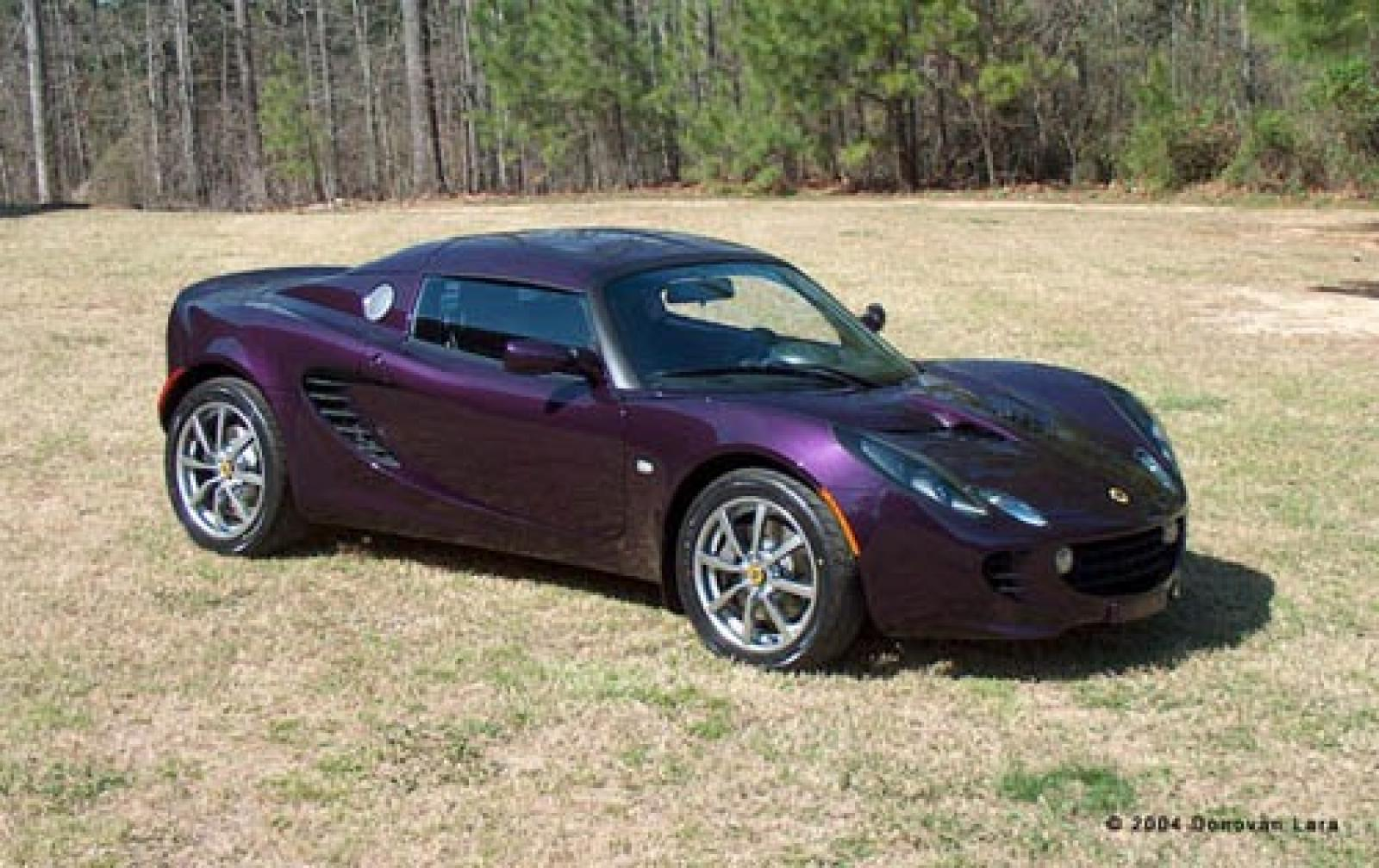 2005 lotus elise information and photos zombiedrive. Black Bedroom Furniture Sets. Home Design Ideas