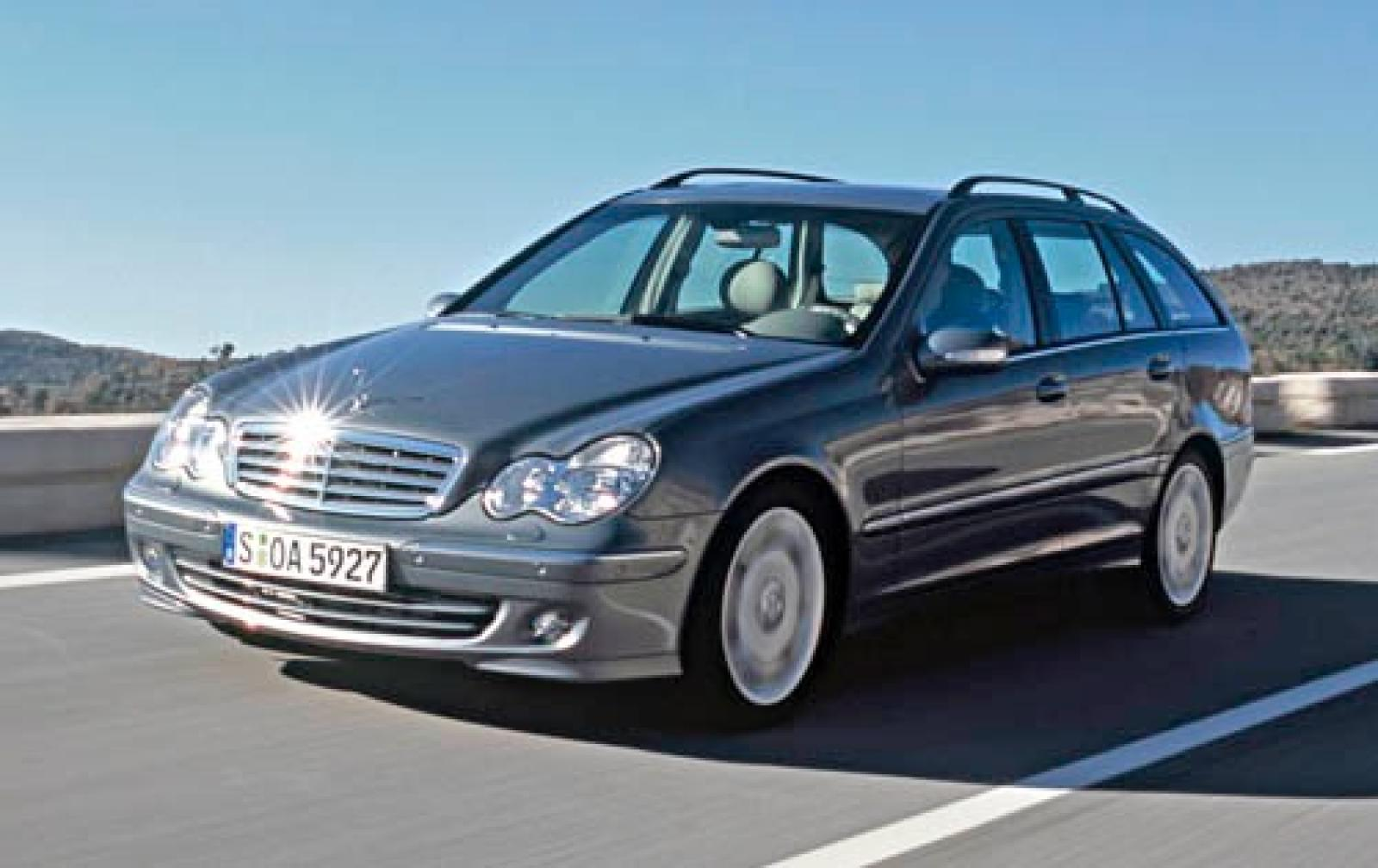 2005 mercedes benz c class information and photos for 2005 mercedes benz suv