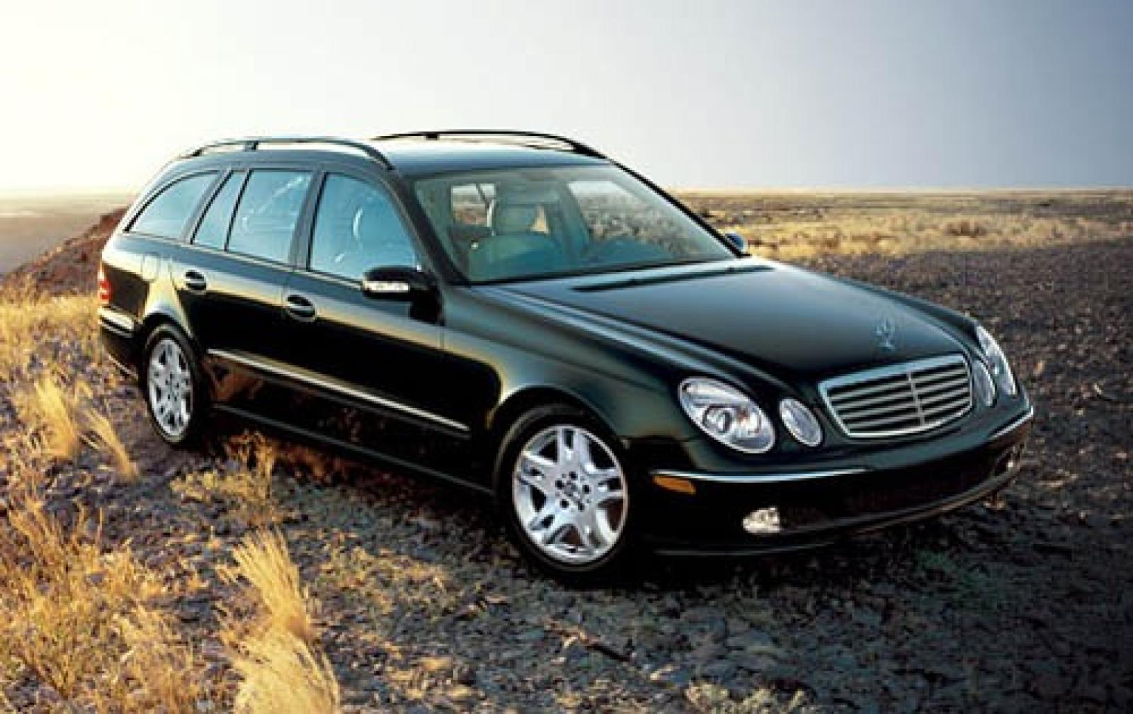 2006 mercedes benz e class information and photos. Black Bedroom Furniture Sets. Home Design Ideas