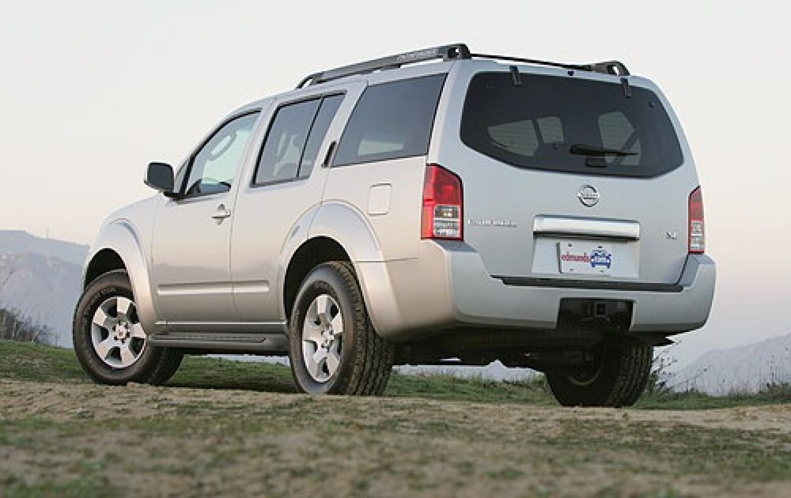 2005 nissan pathfinder information and photos zombiedrive. Black Bedroom Furniture Sets. Home Design Ideas