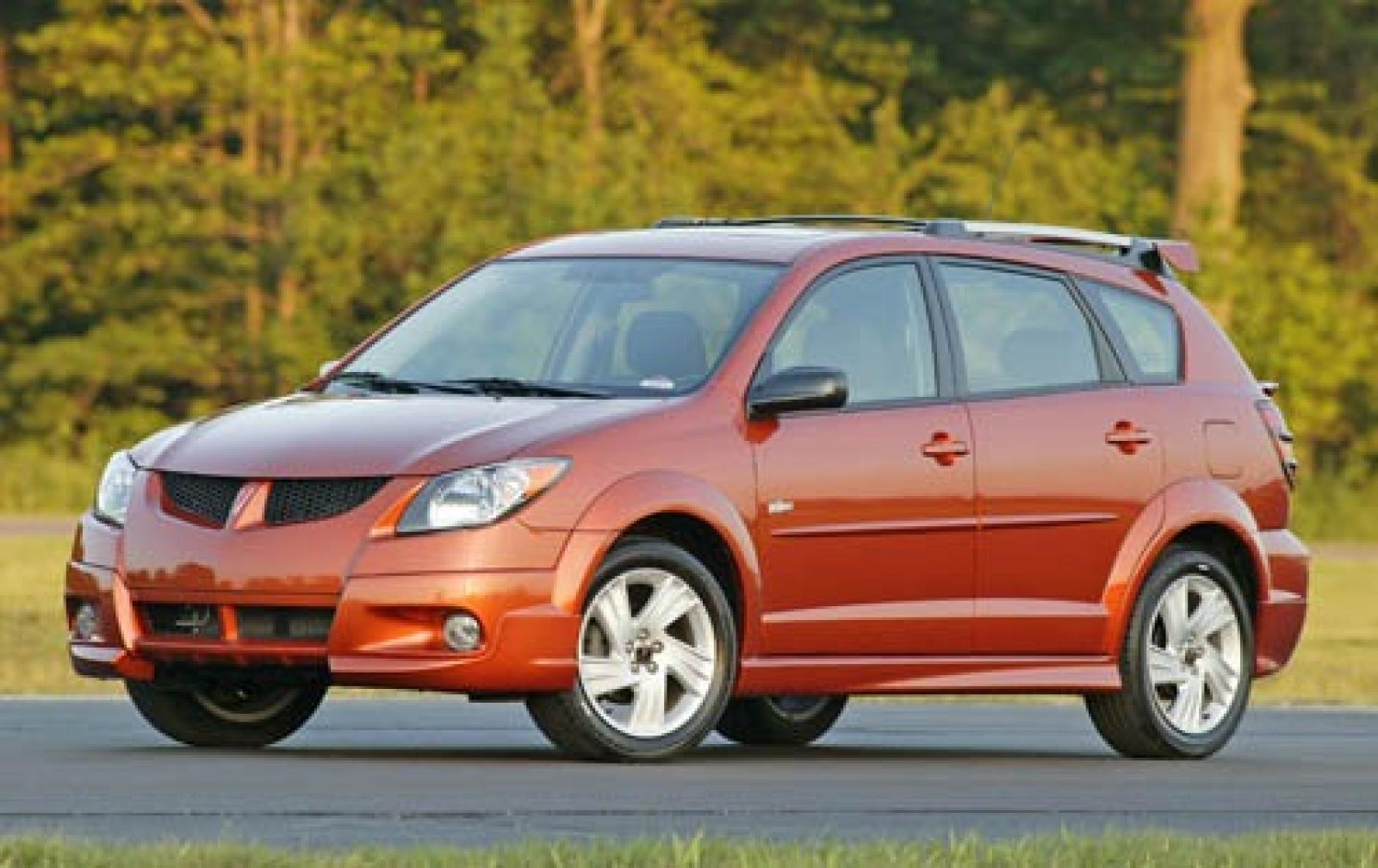 2006 pontiac vibe information and photos zombiedrive. Black Bedroom Furniture Sets. Home Design Ideas