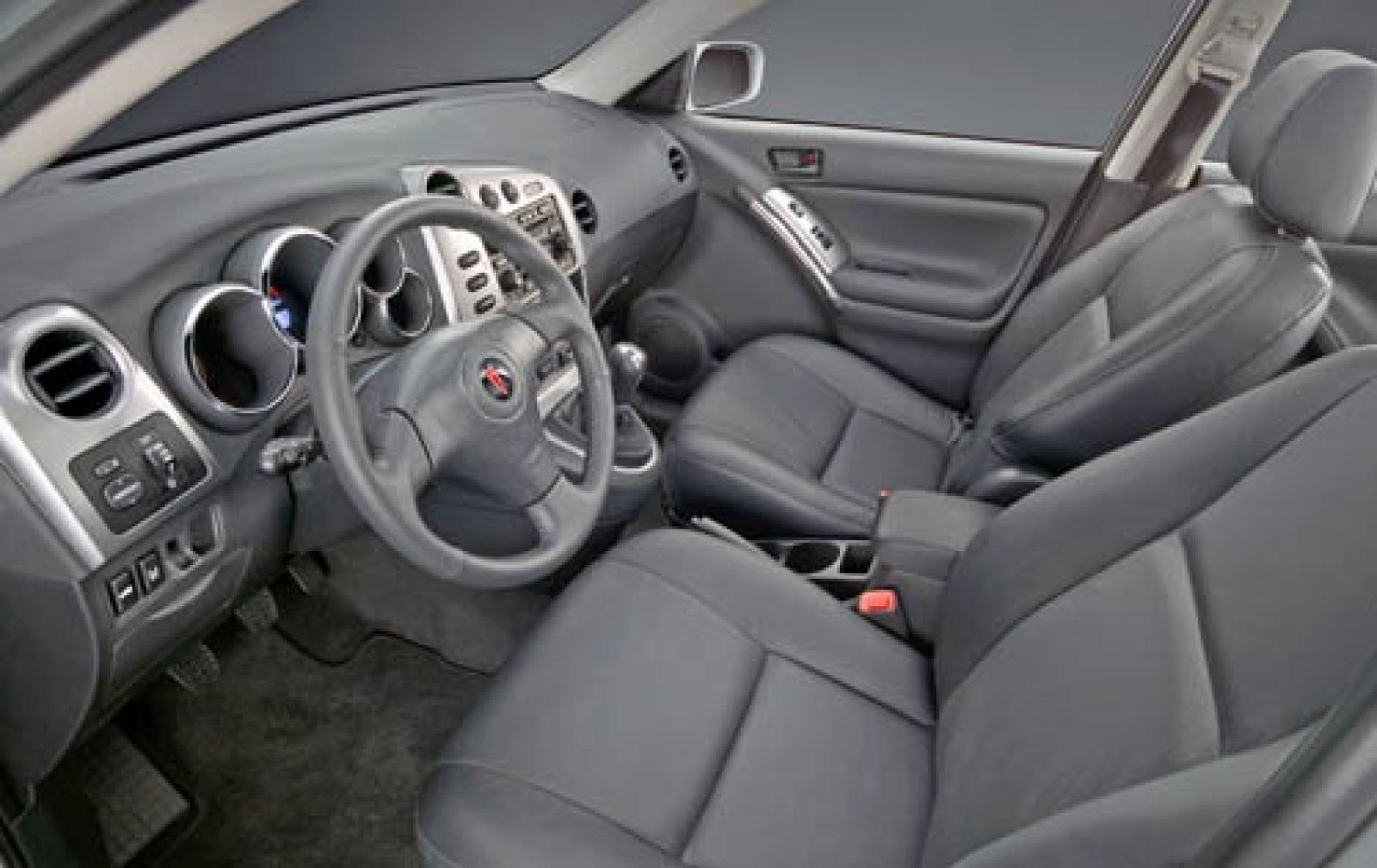 2005 pontiac vibe manual transmission