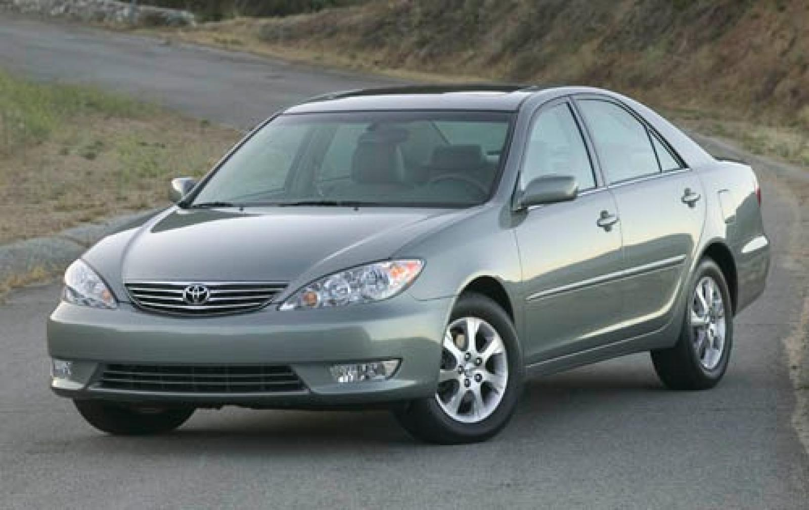 2005 Toyota Camry Information And Photos Zomb Drive
