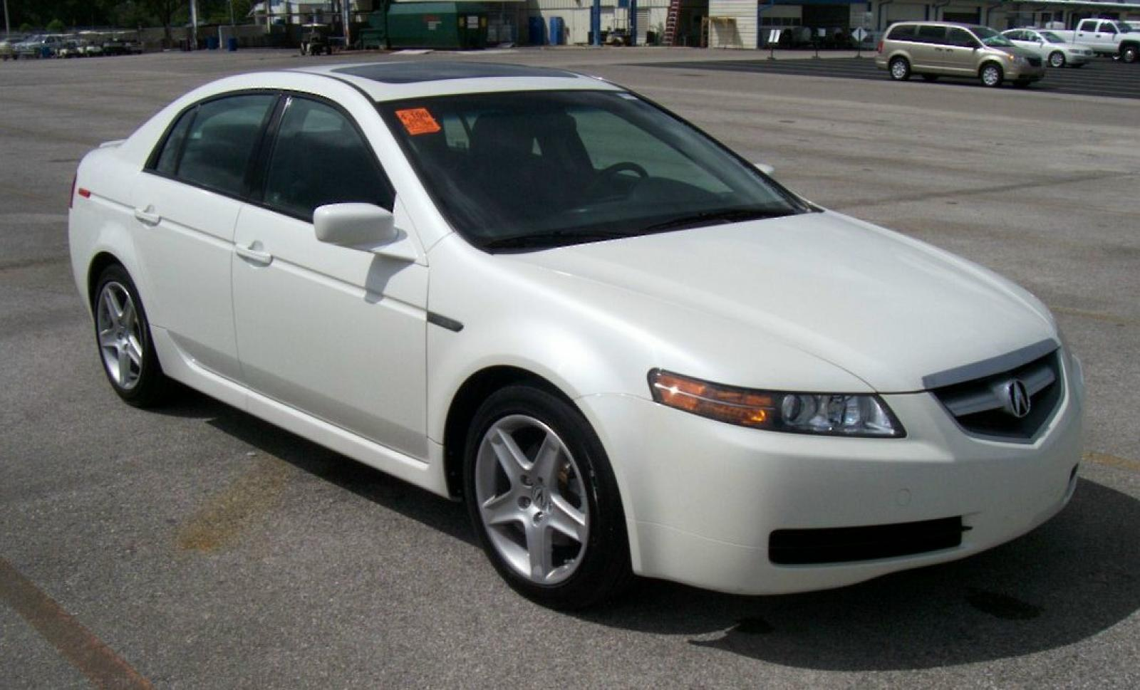 2006 Acura TL - Information and photos - ZombieDrive