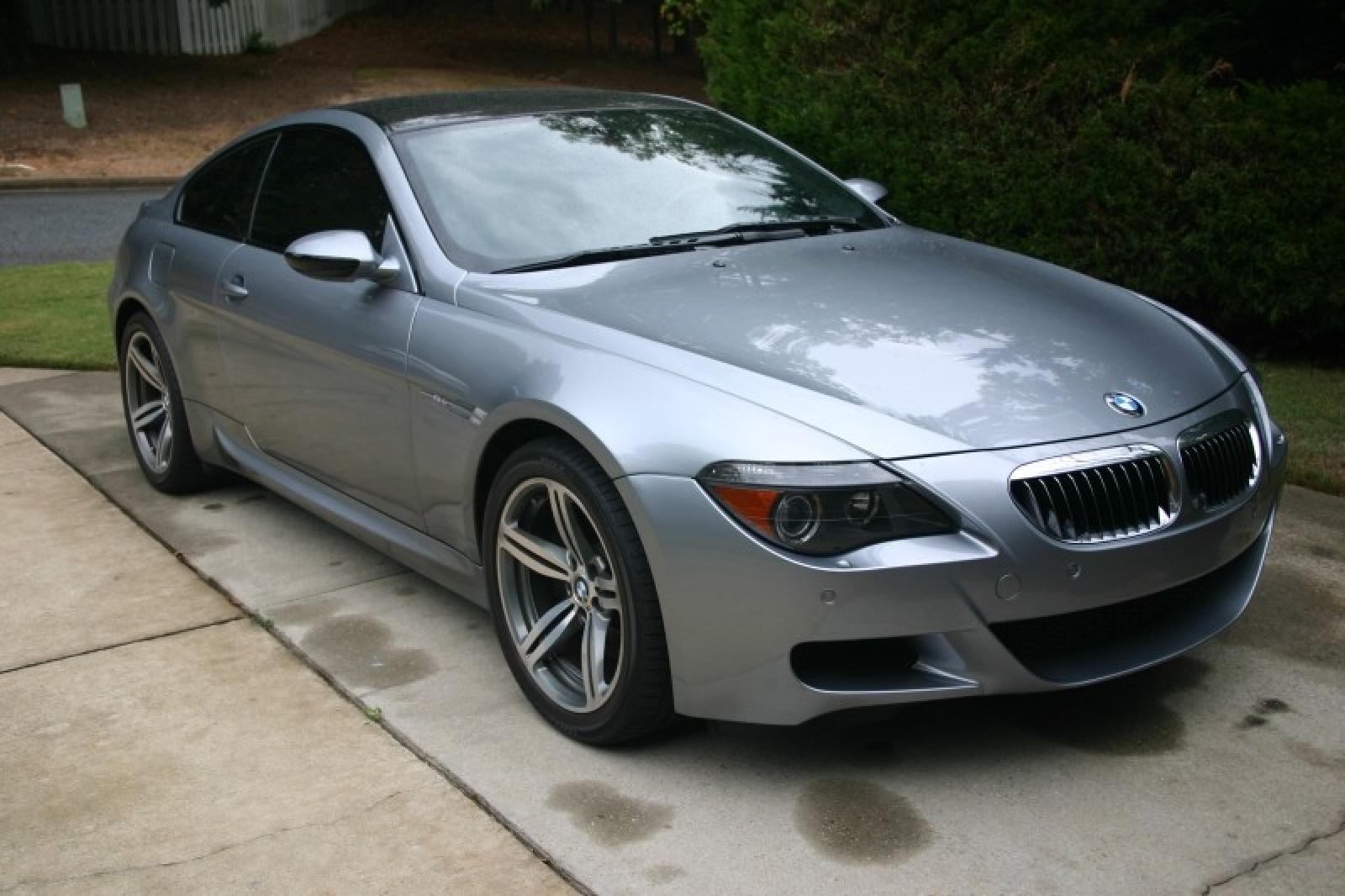 2006 Bmw M6 9
