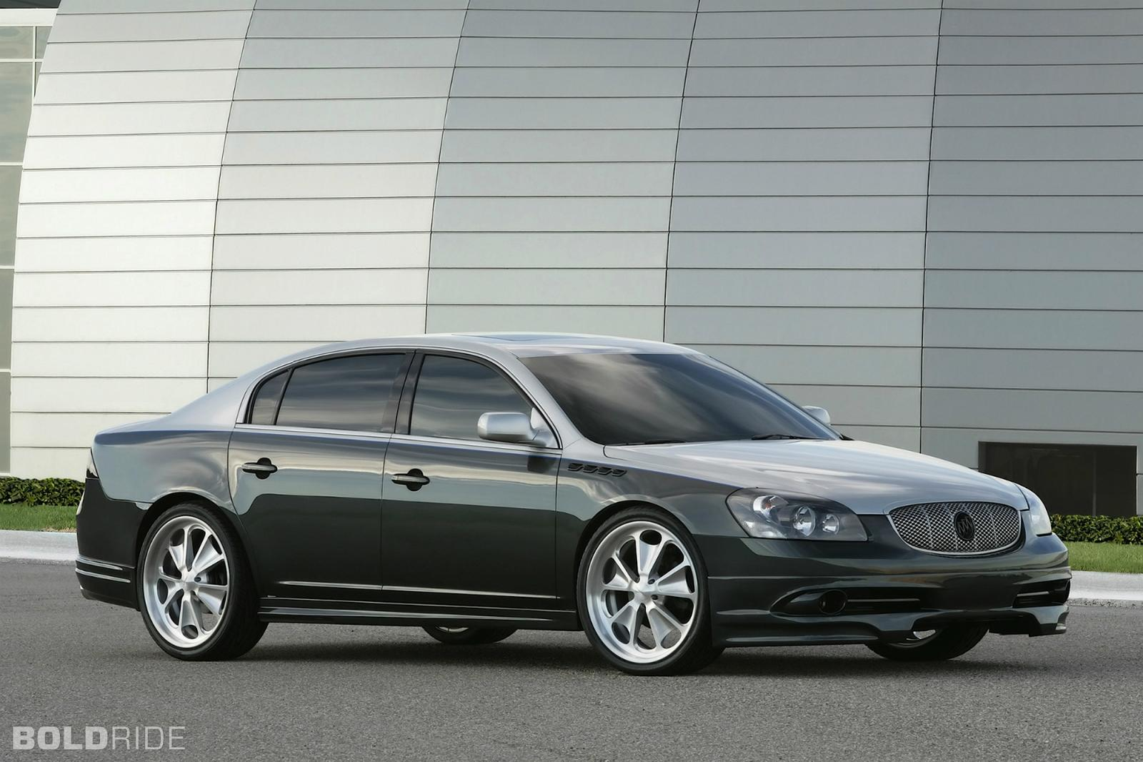2006 Buick Lucerne - Information and photos - ZombieDrive