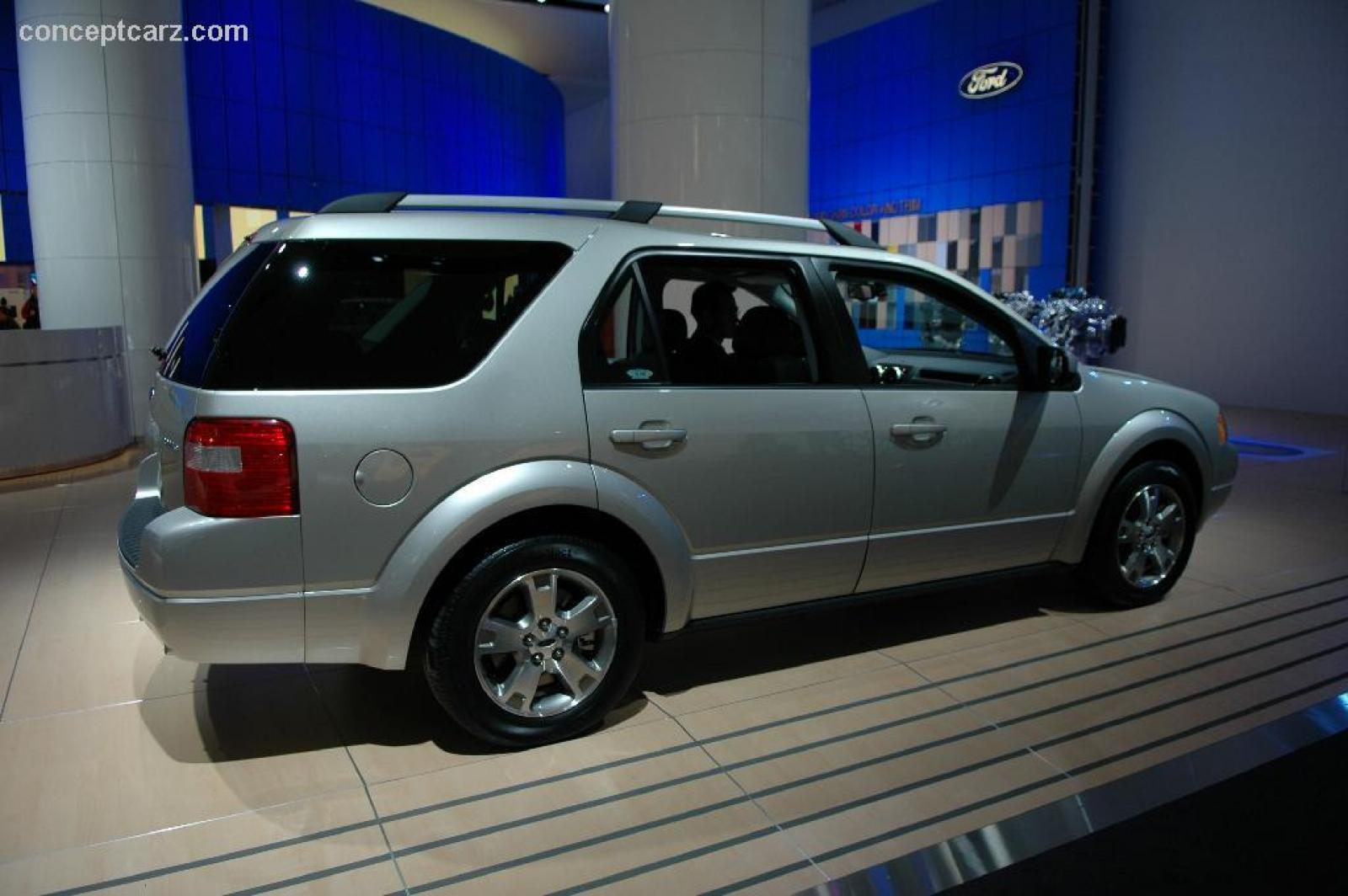 Ford Freestyle FX - High Resolution Image (2 of 6