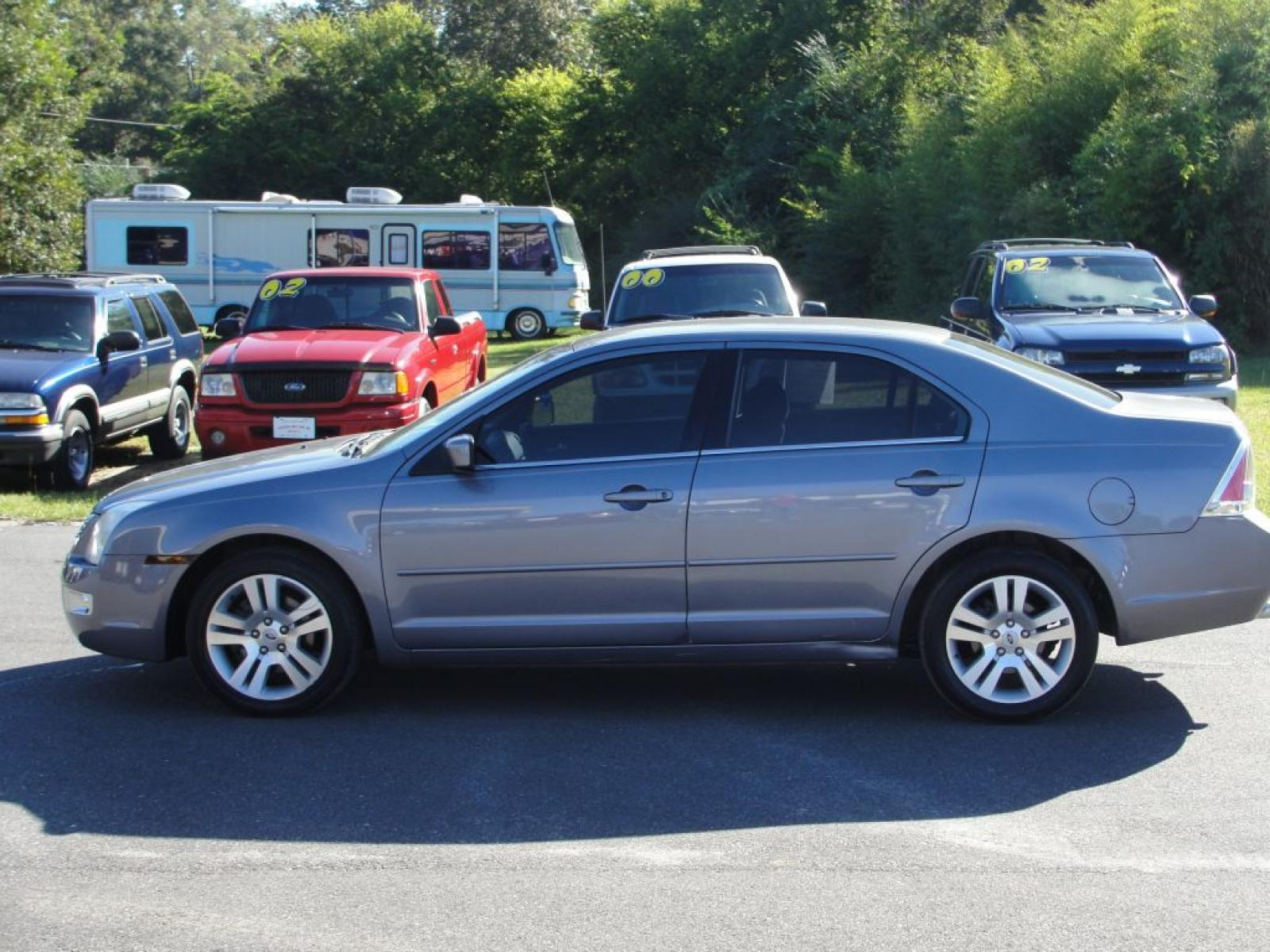2006 ford fusion information for Andalusia ford motor company