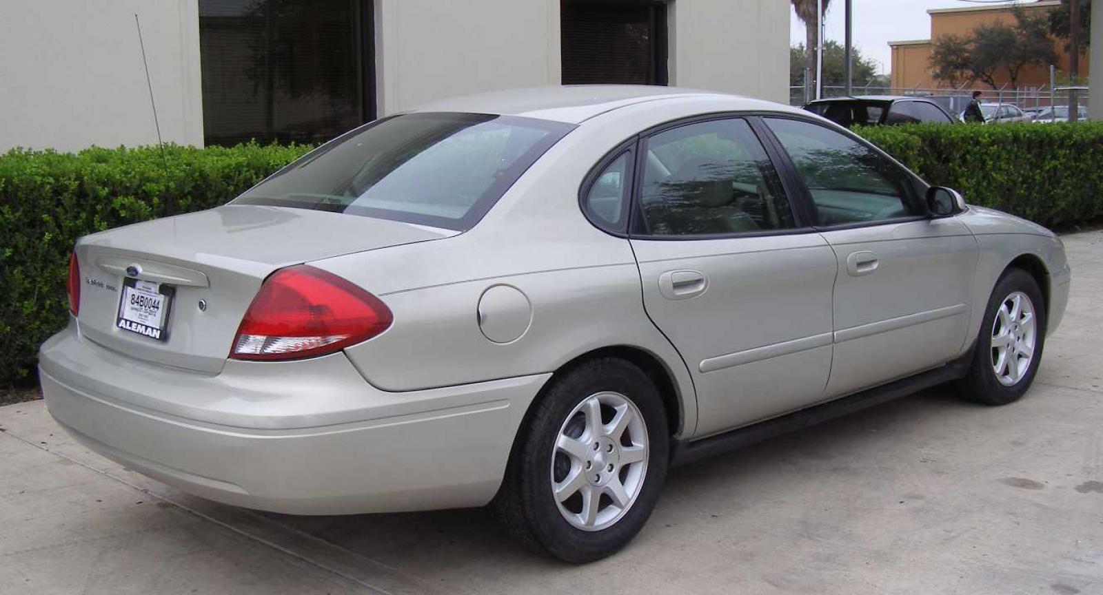 2006 ford taurus 5